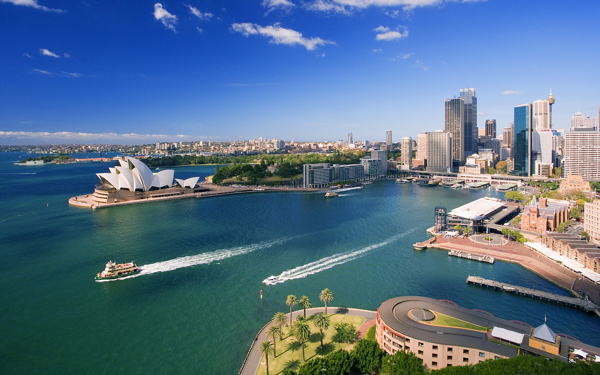HD Australia Wallpaper