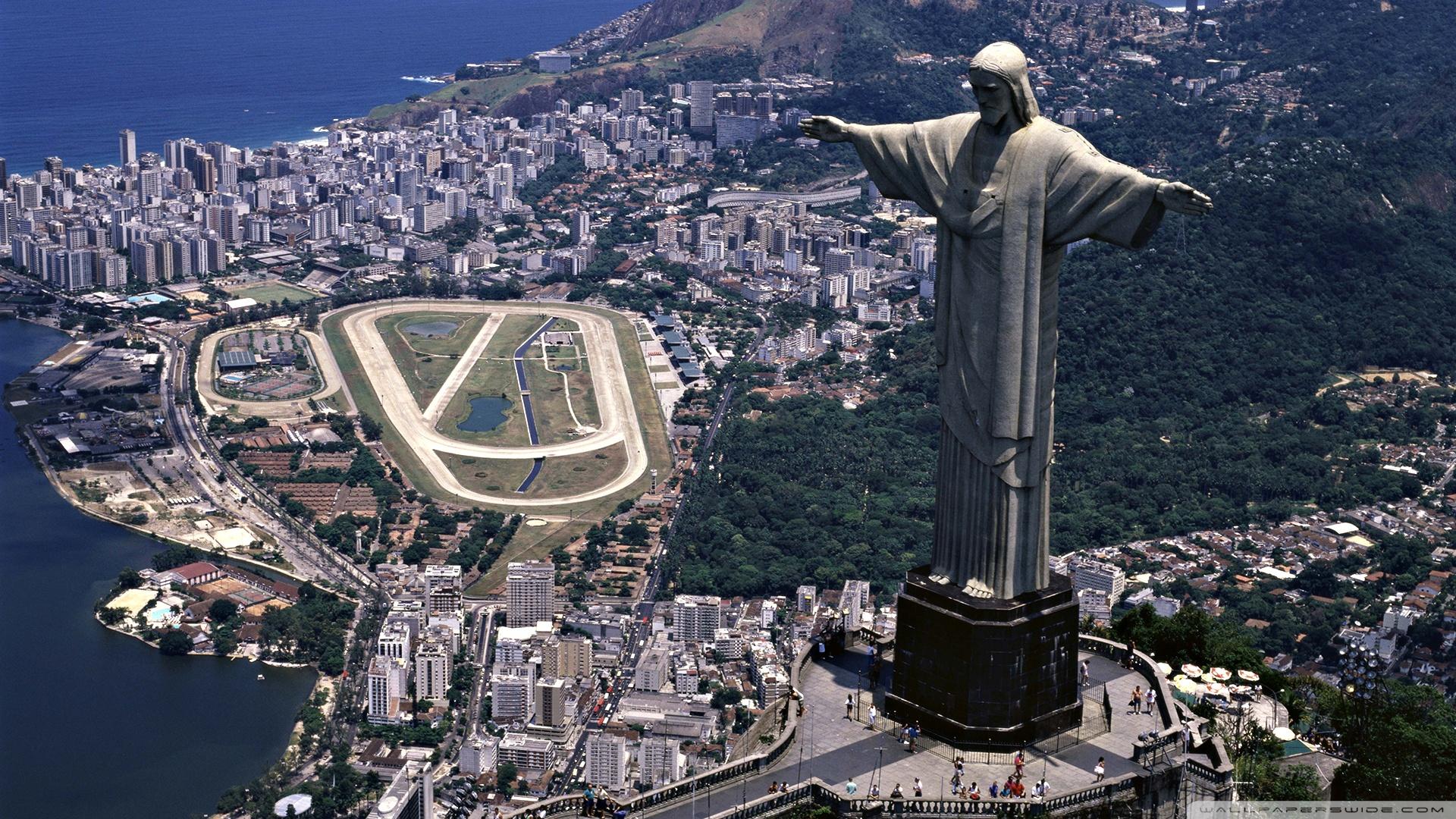 HD Brazil Wallpaper