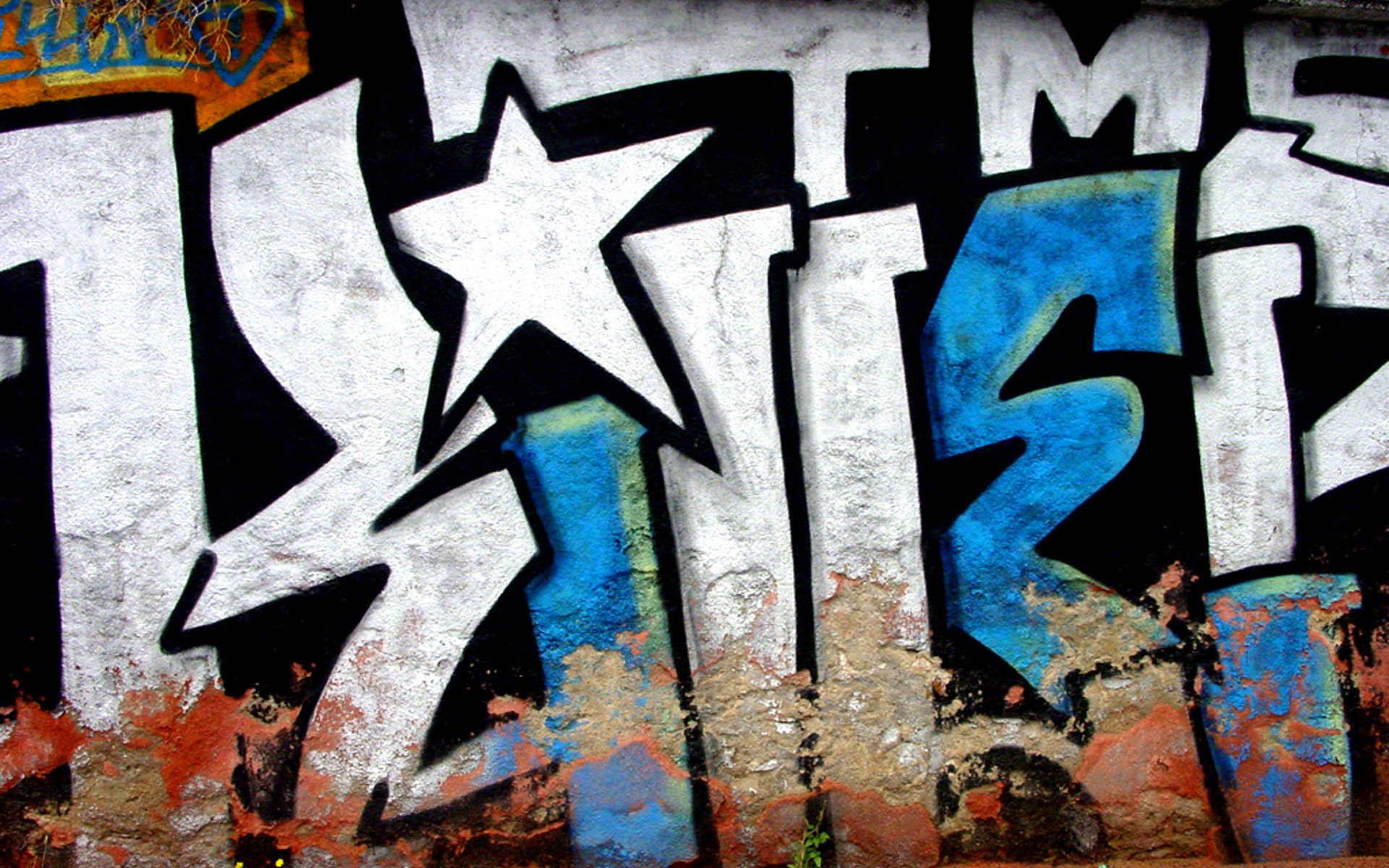 HD Graffiti Backgrounds