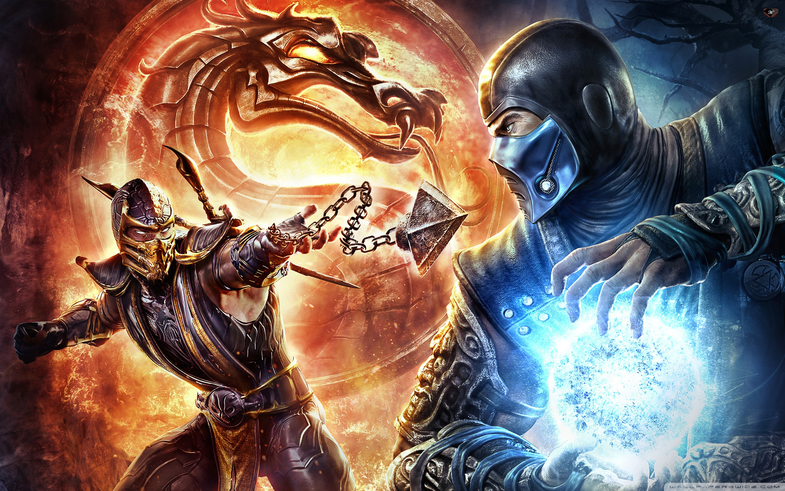 HD Mortal Kombat Wallpaper