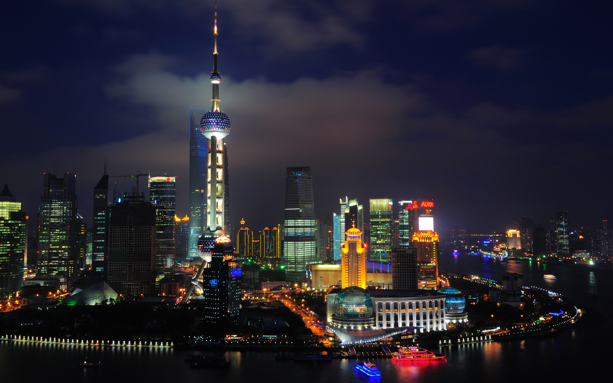 Shanghai Nights China