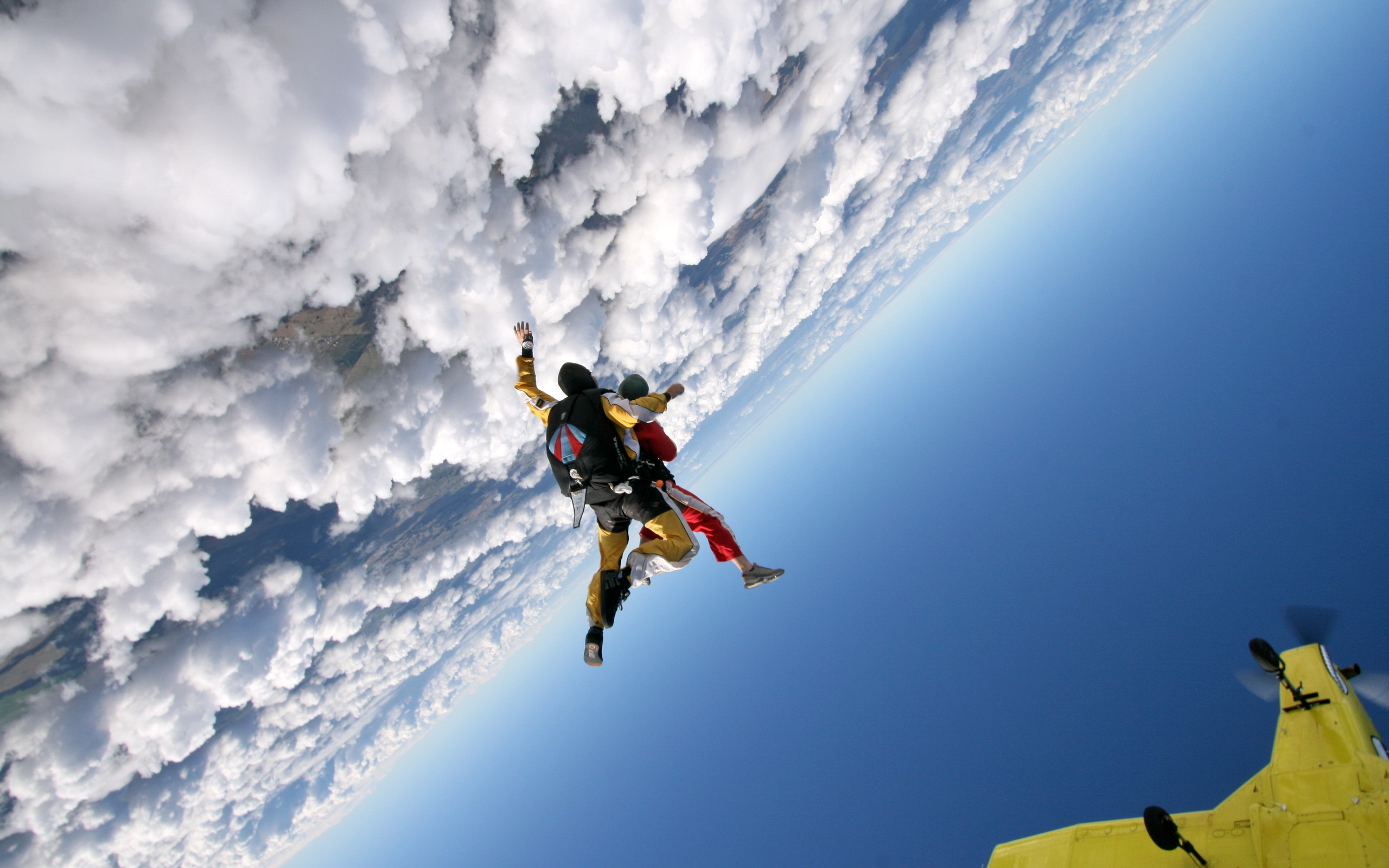 ... Skydive Wallpaper ...