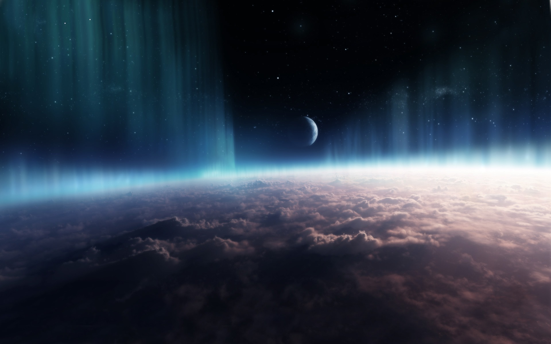 space hd 1920x1200 - photo #1