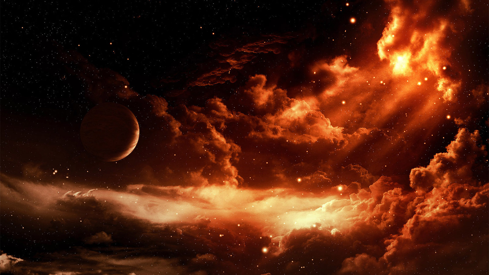 ... space wallpapers 4 ...