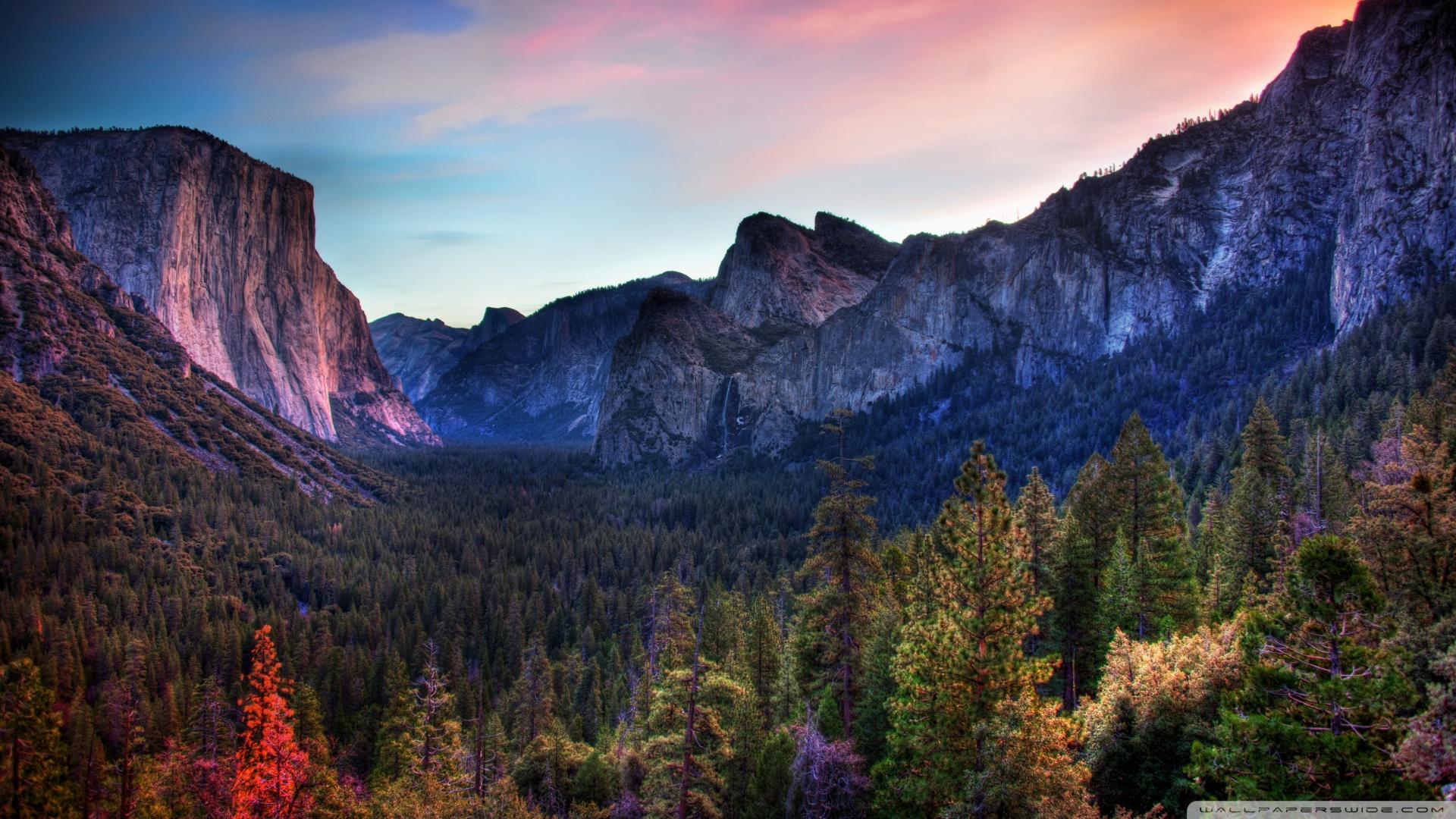 HD Yosemite Wallpaper