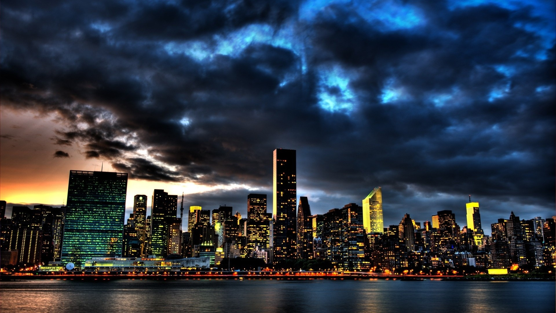 Hdr Wallpaper Rooms: Hdr Wallpaper Wallpapers Naturen Flag Next New York 1920x1080px