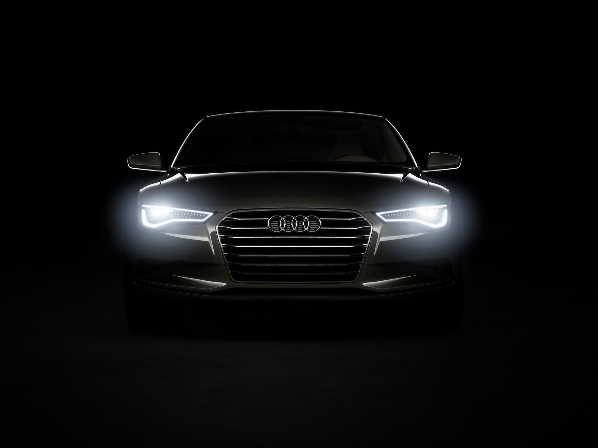 Headlights Wallpaper