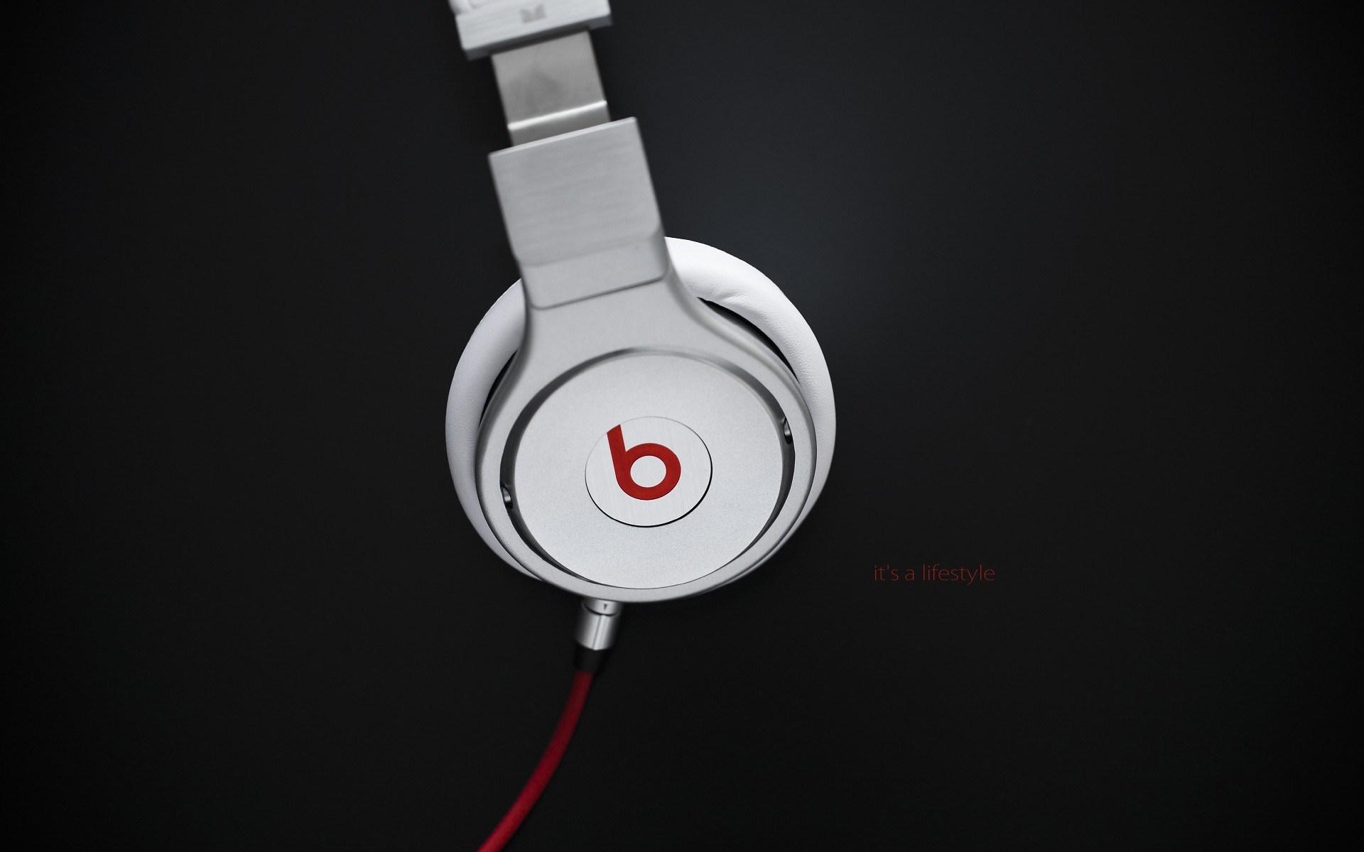 Headphones Hi-Tech Music