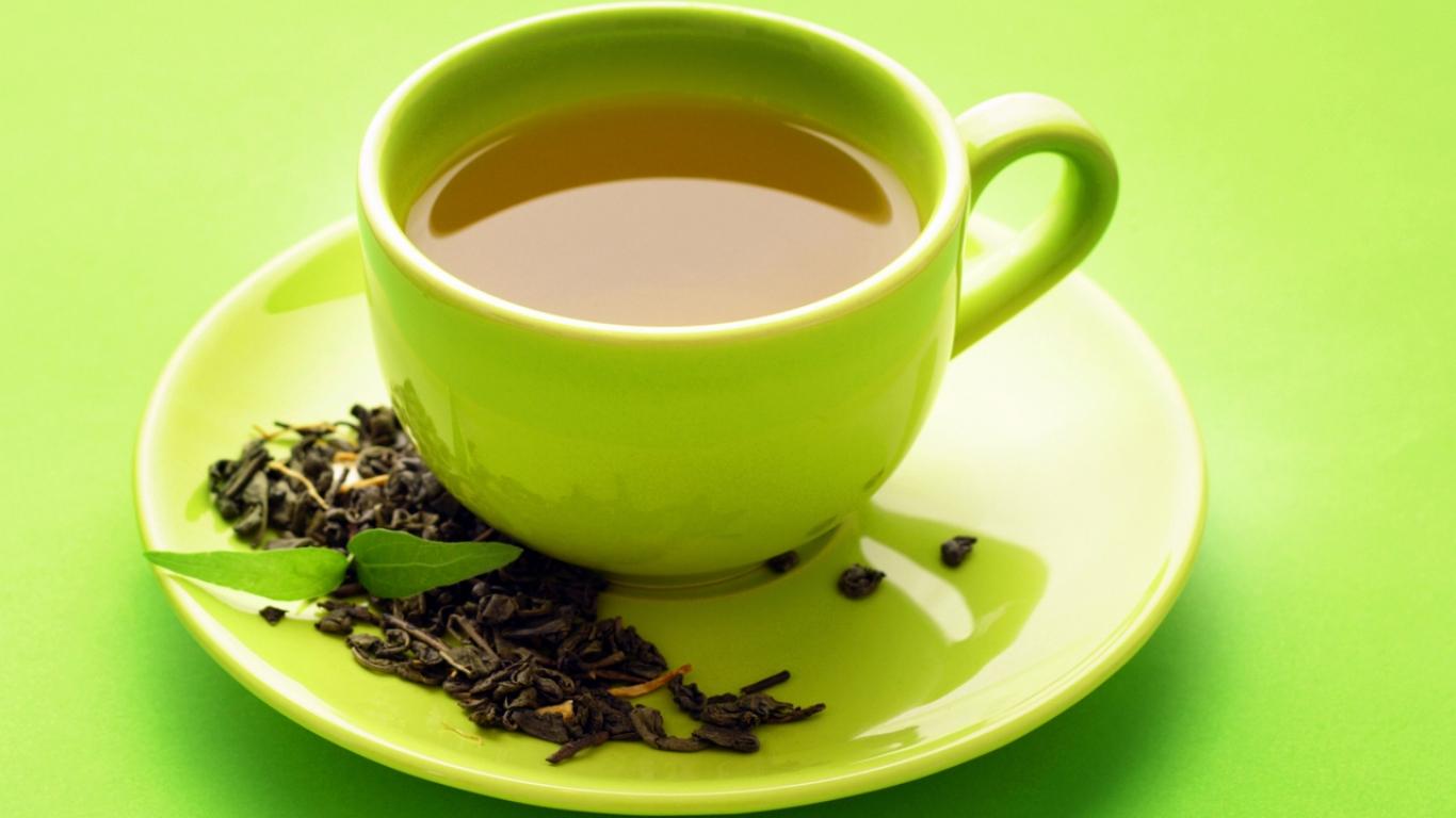 Healty Green Tea