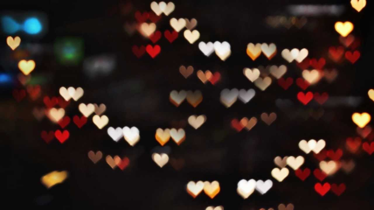 Heart Bokeh II by GV