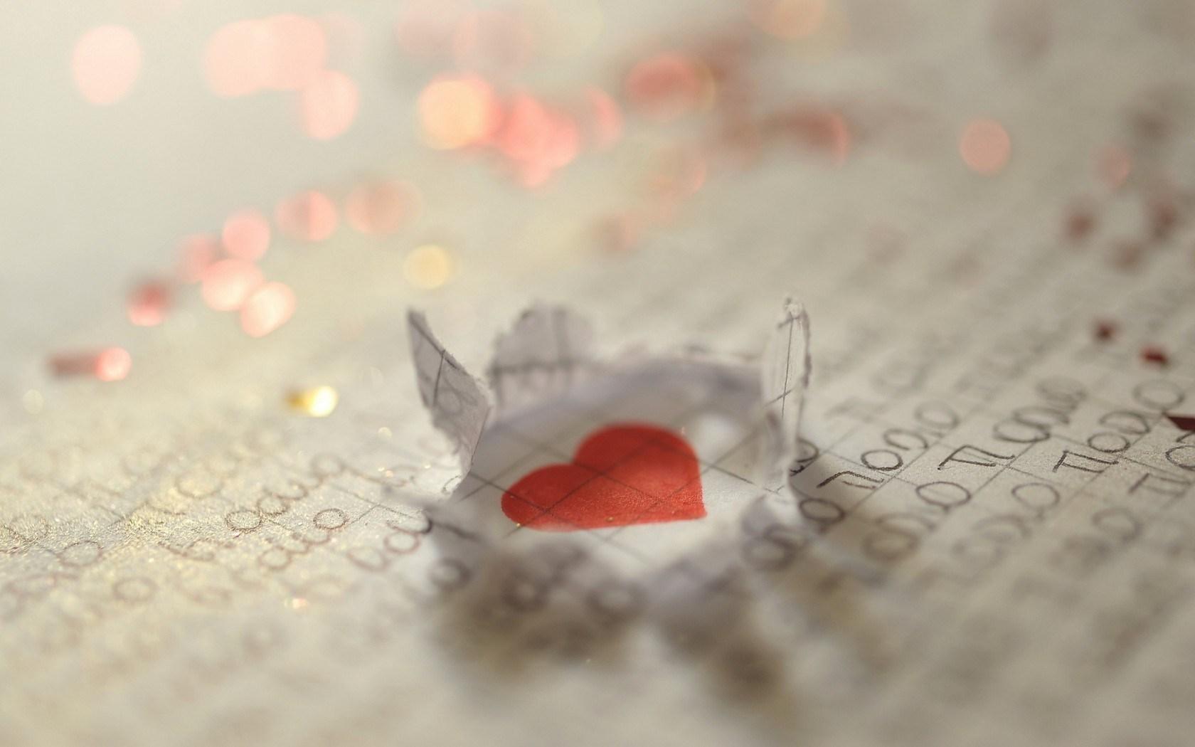 Heart Letter Mood Love