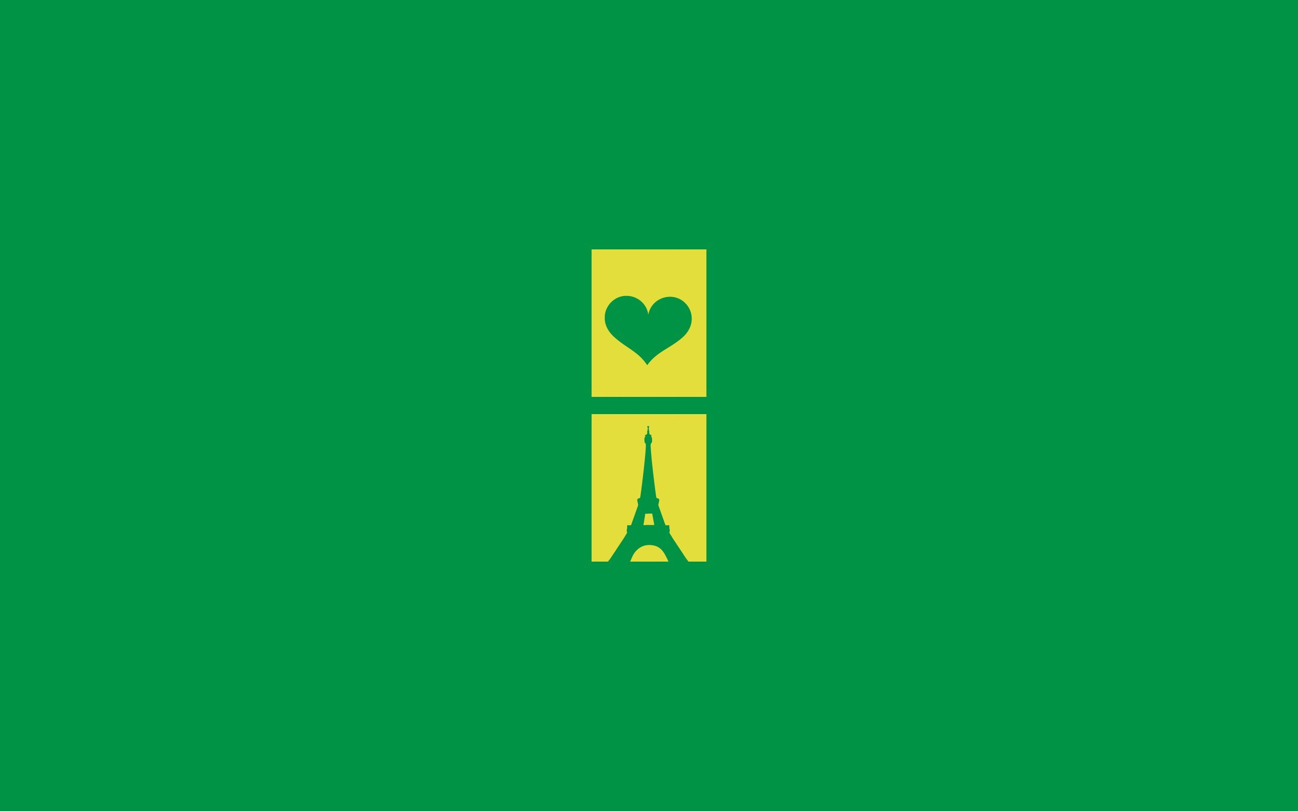 Heart Love Paris Eiffel Tower Creative