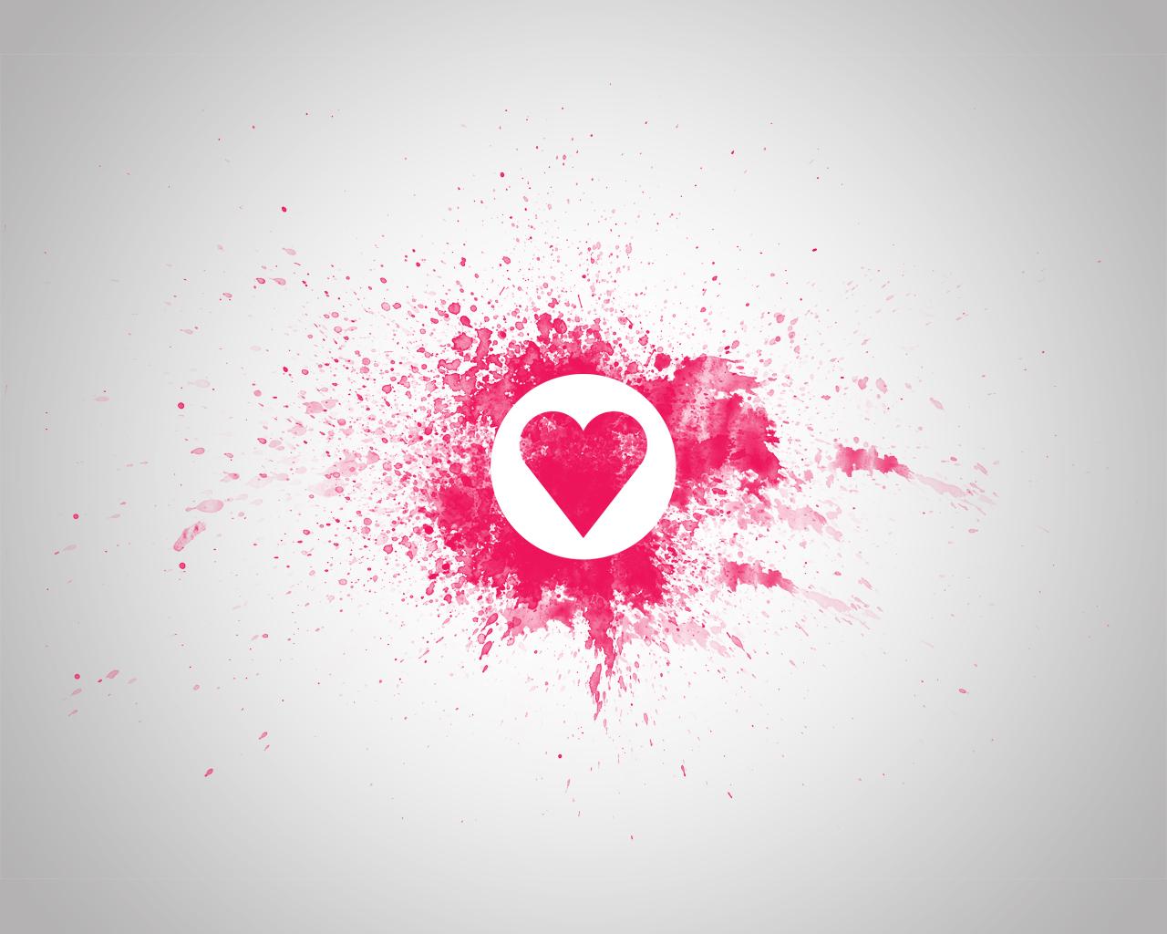 ... Love Heart Wallpaper12 ...