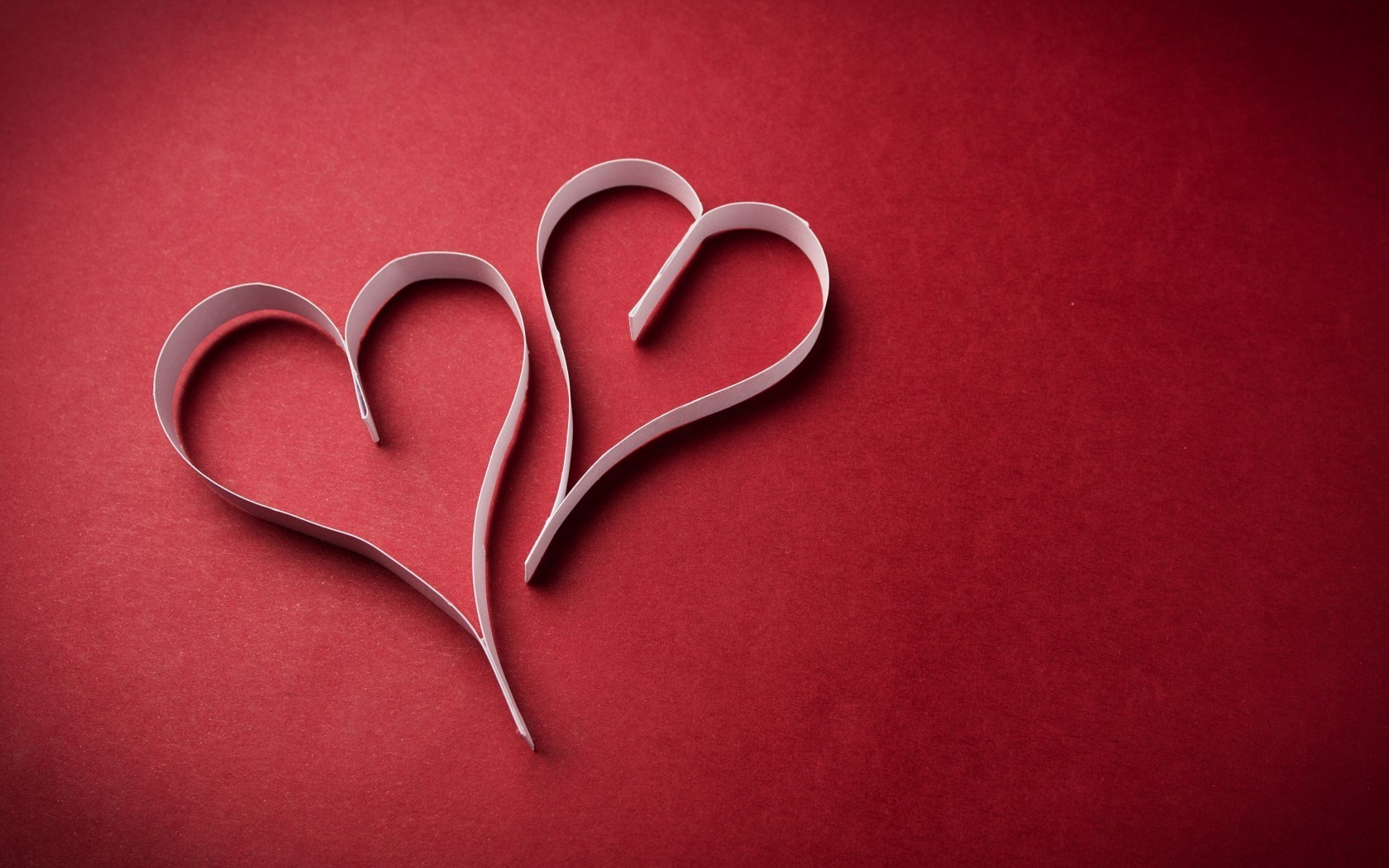 Hearts Paper Love