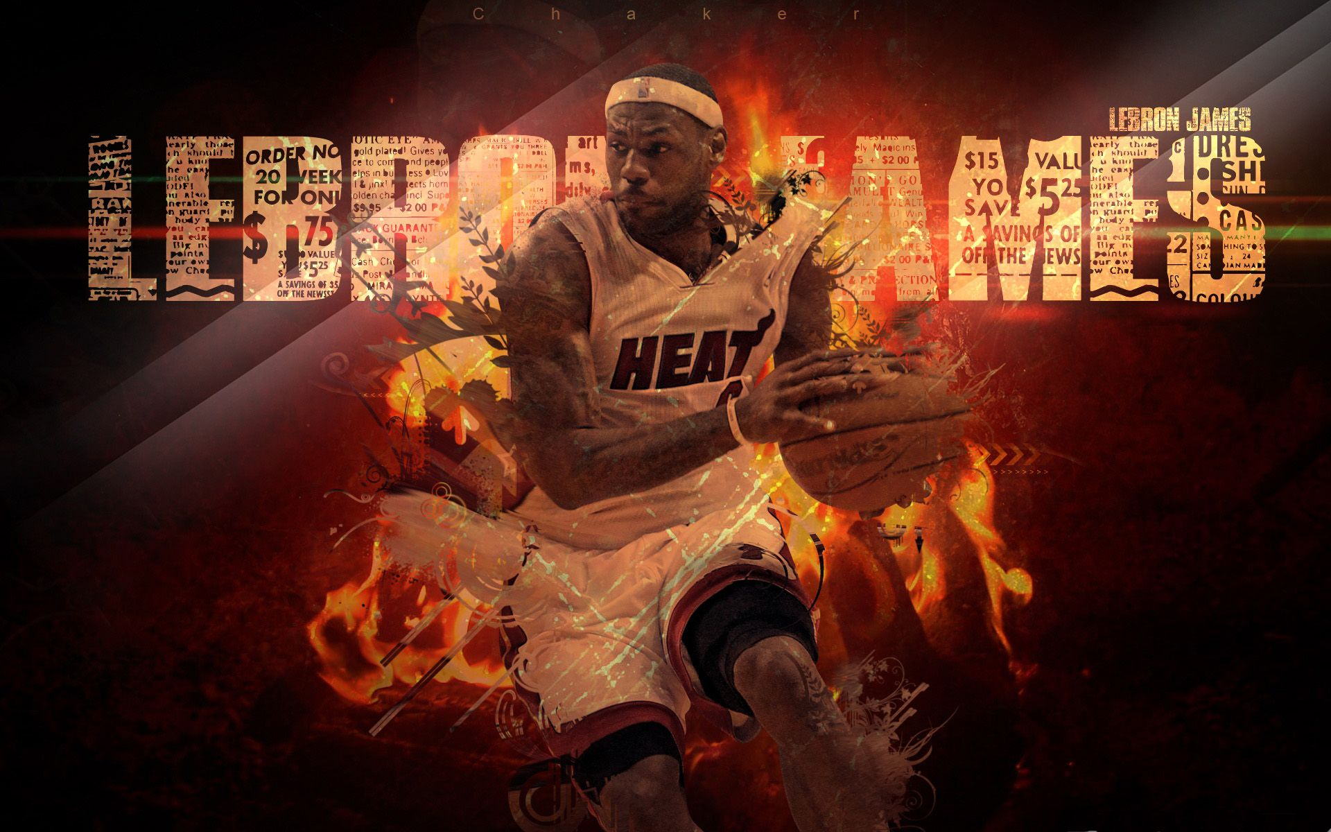 Heat Wallpaper