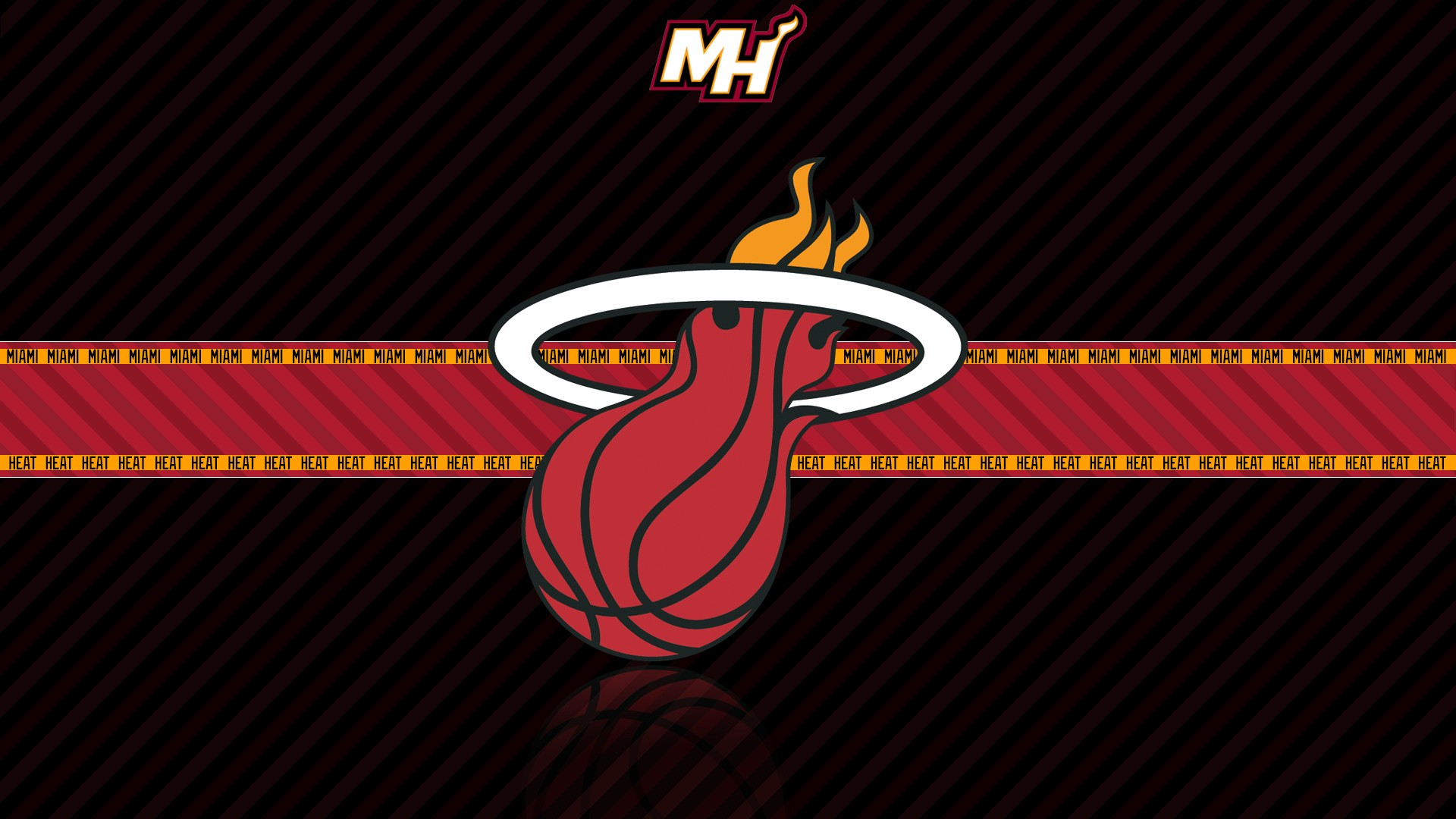 Miami Heat Wallpaper Amazing Wonderful For Desktop 204 Backgrounds