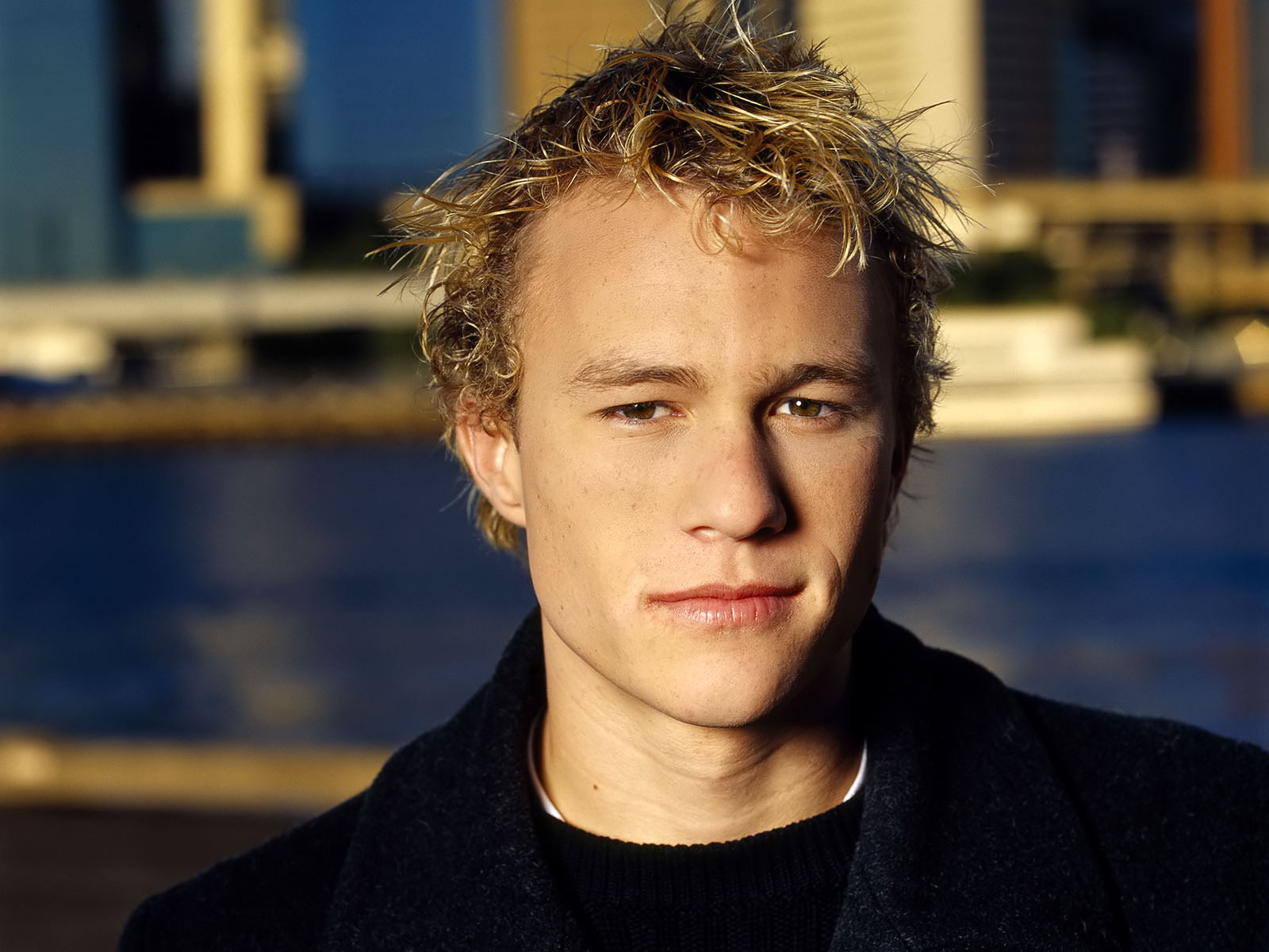 ... Heath Ledger Wallpaper ...