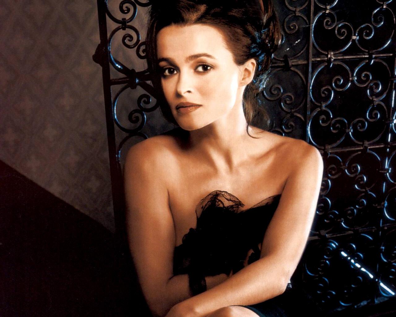 Helena Bonham Carter ...