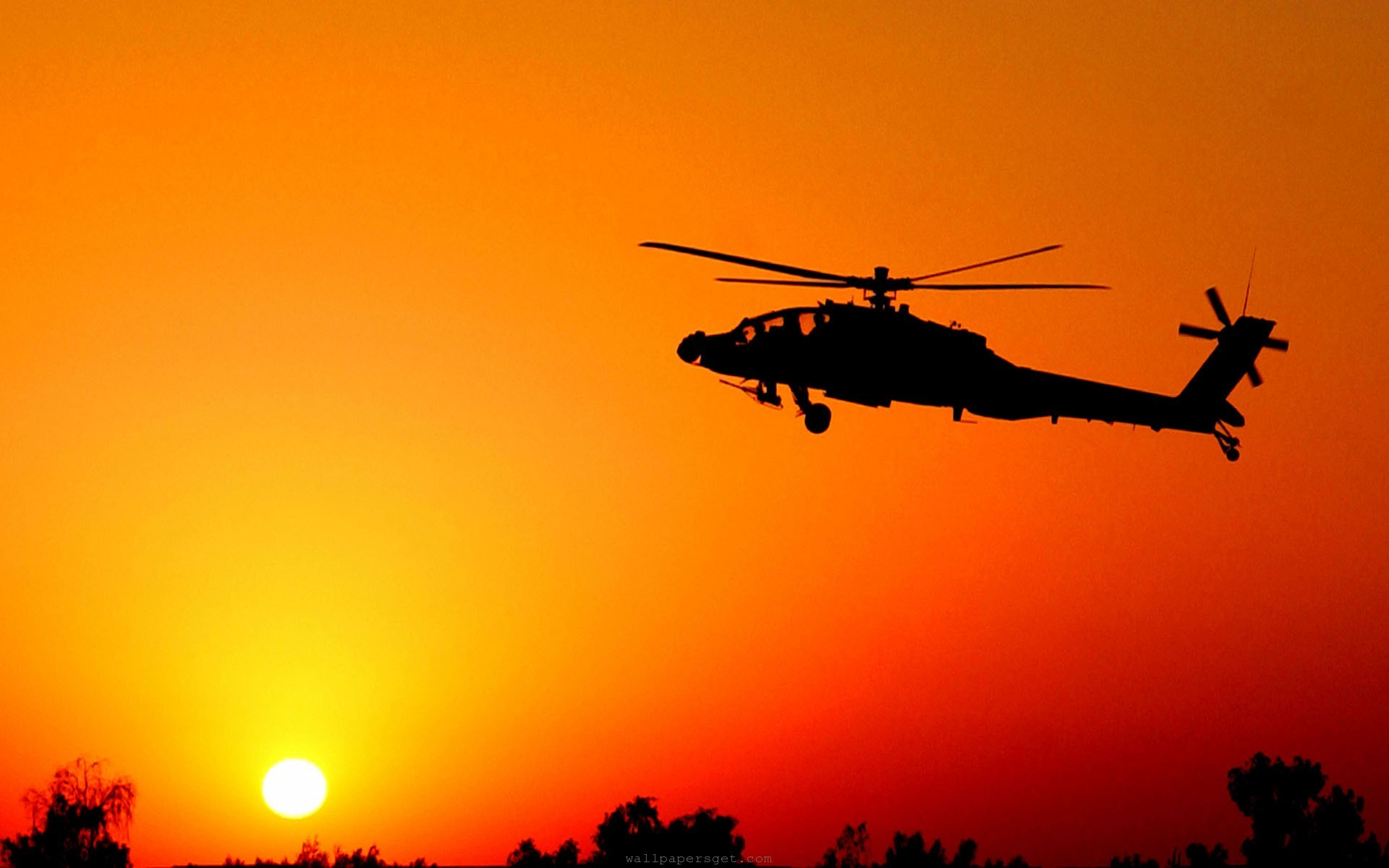 Helicopter HD Wallpaper