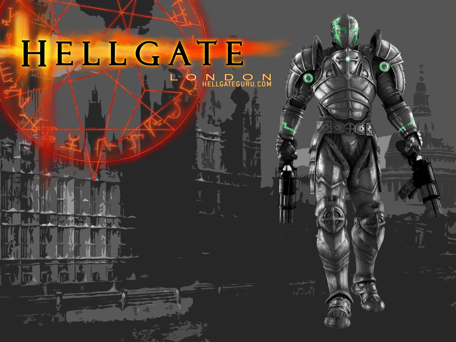 Hellgate London Game