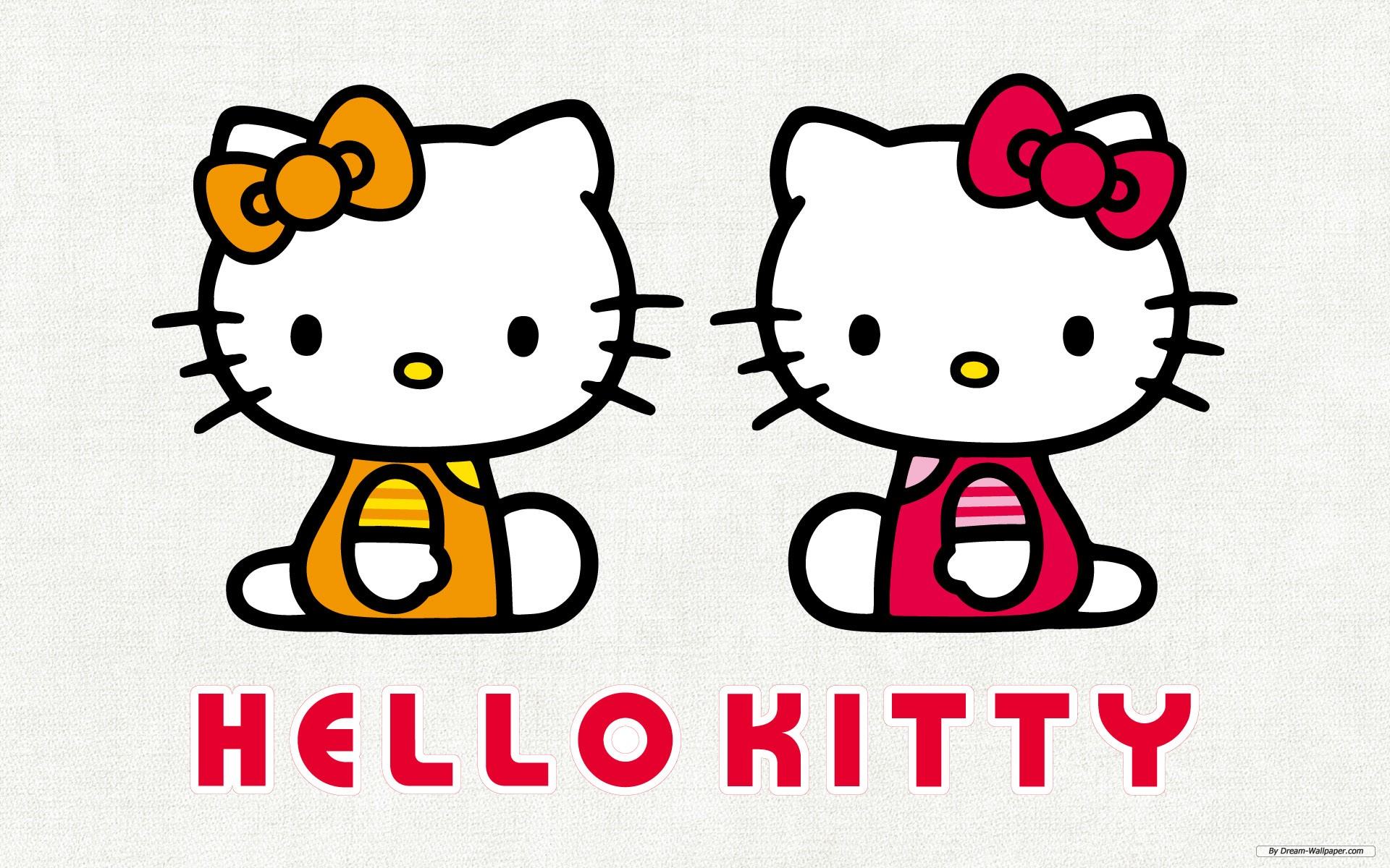 Hello Kitty Cartoon wallpaper - 757188
