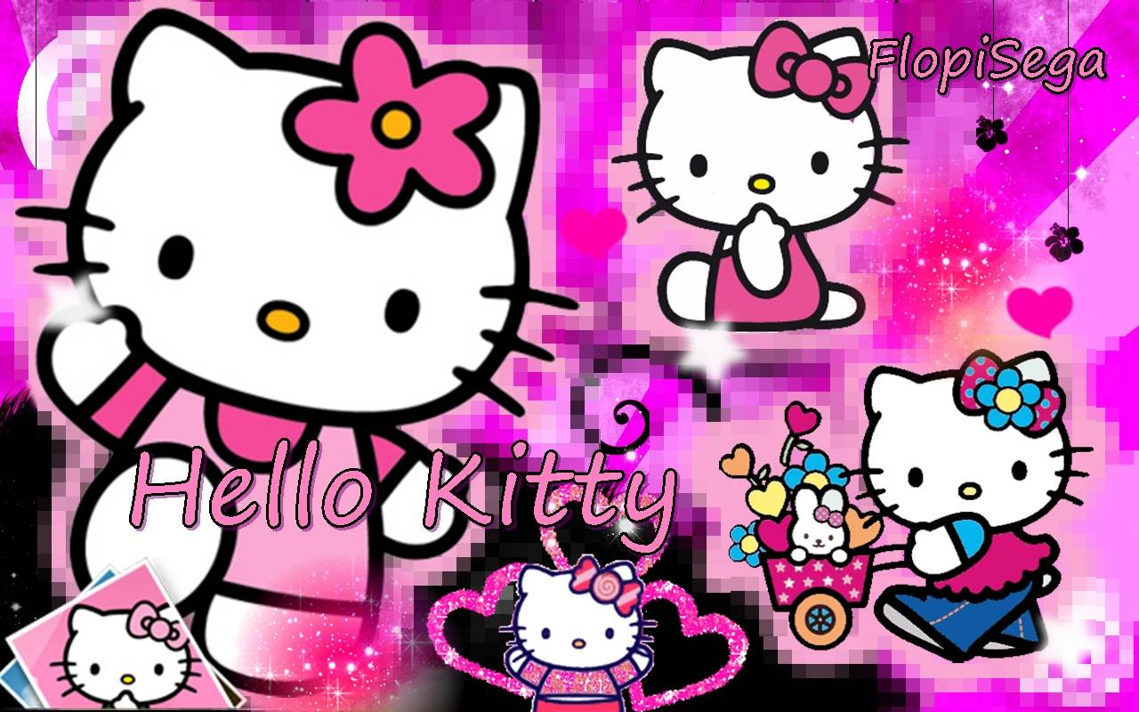 Report this Image? favorite it? enlarge^ 1280x800 655549 KB. Pretty in pink hello kitty wallpaper~