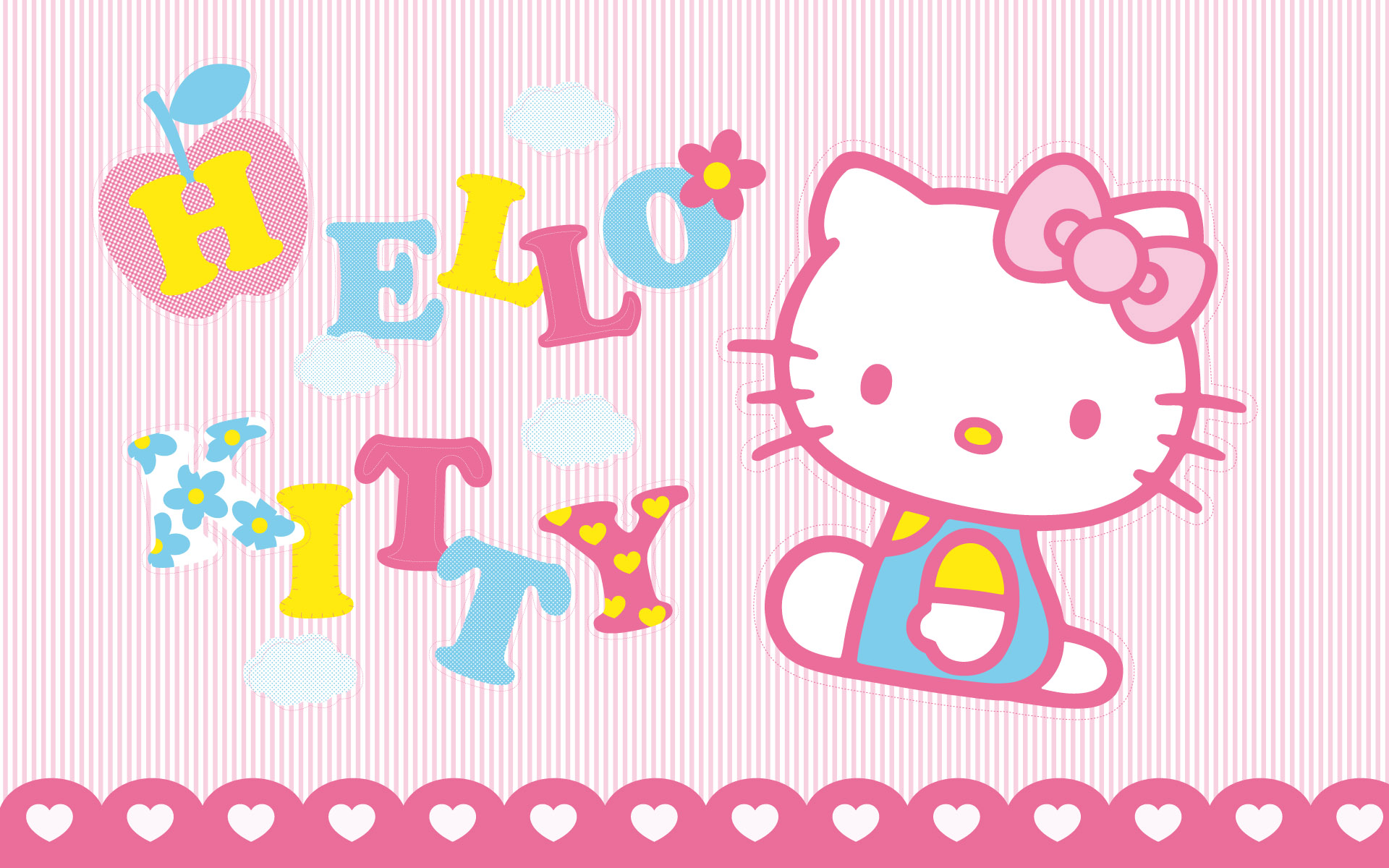 HD Wallpaper | Background ID:465622. 1920x1200 Anime Hello Kitty
