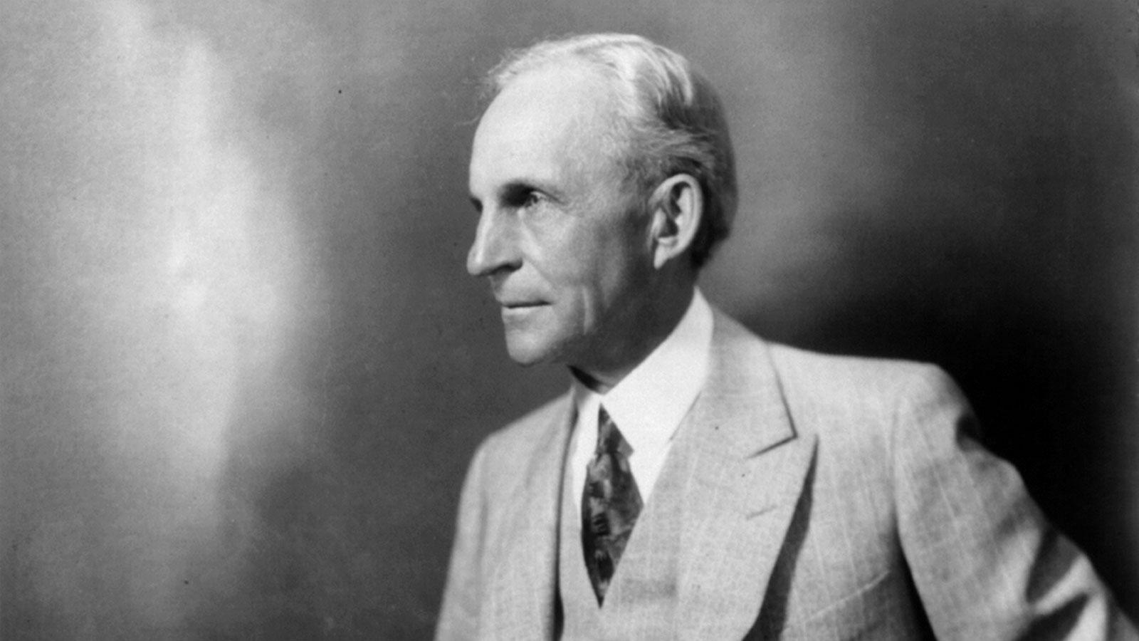 How Henry Ford Changed the World