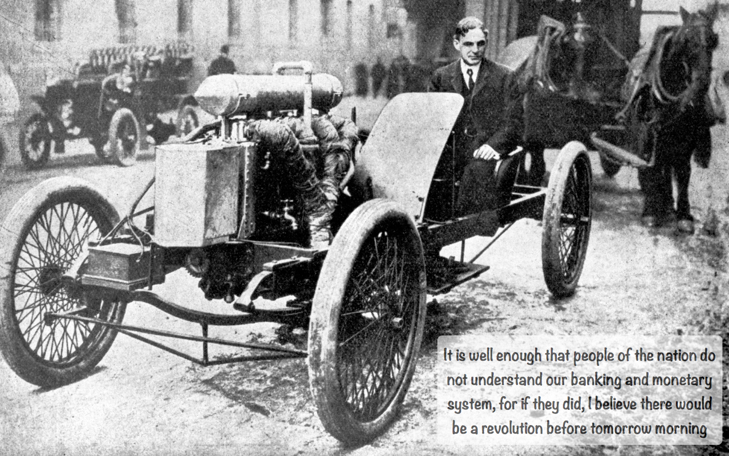 Henry Ford Banking 1440