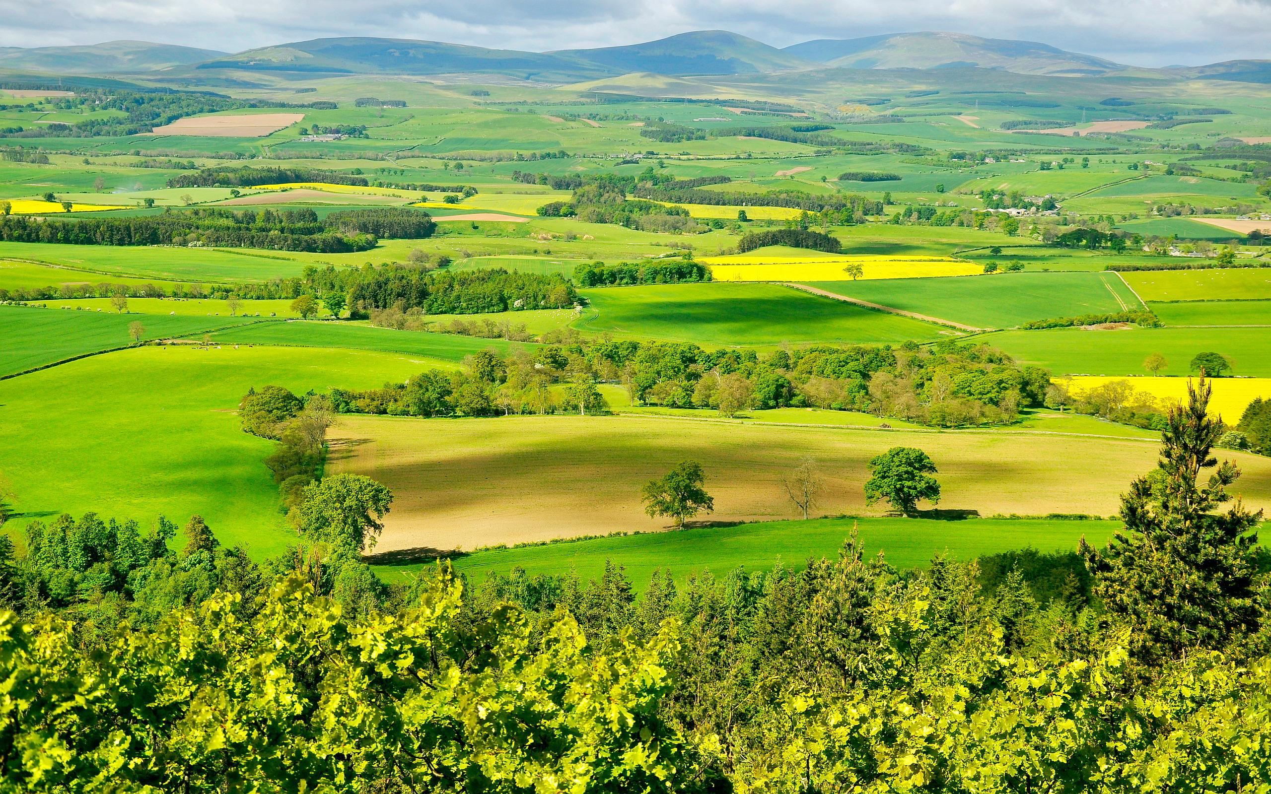 Hepburn landscape england