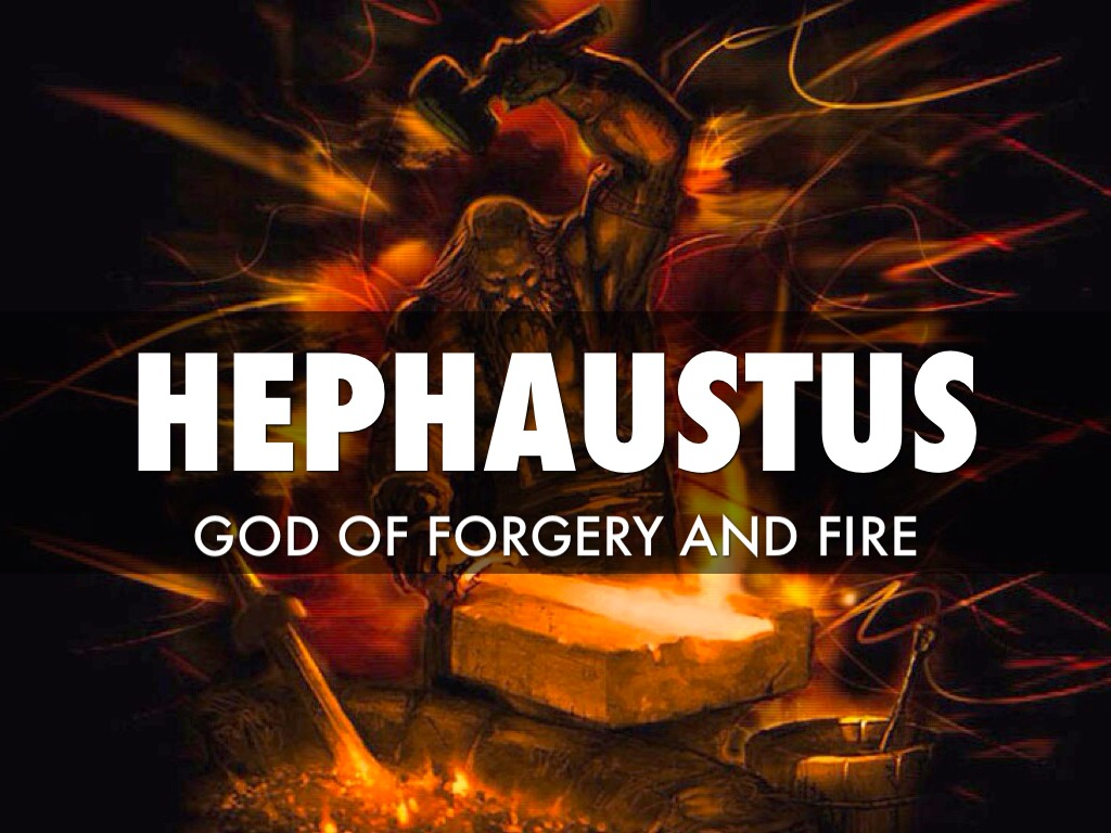 The gallery for --> Hephaestus Symbol Fire