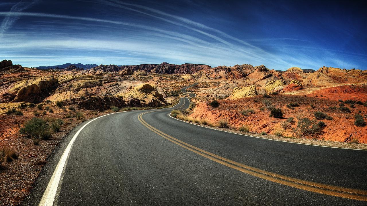 Highway Backgrounds