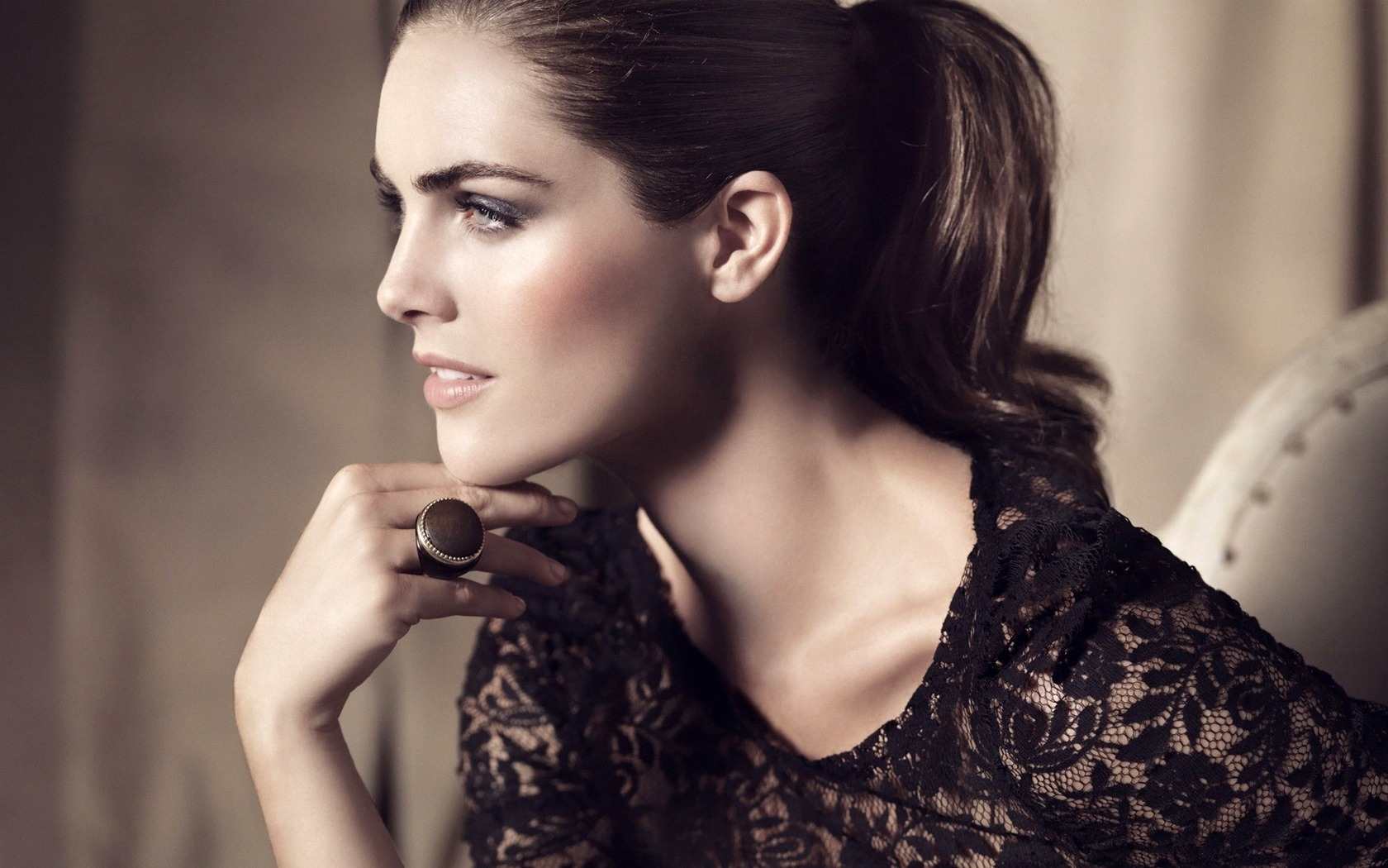 Beautiful Hilary Rhoda