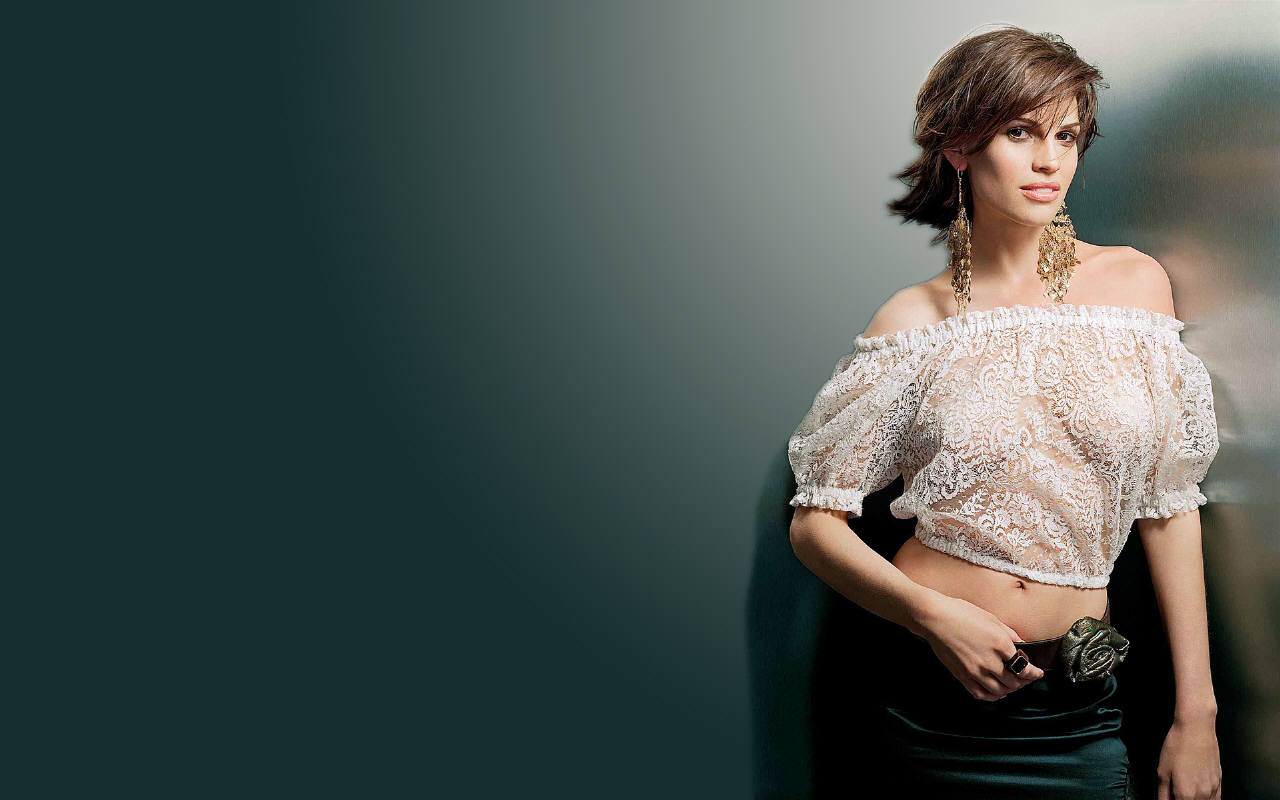 Hilary - hilary-swank Wallpaper