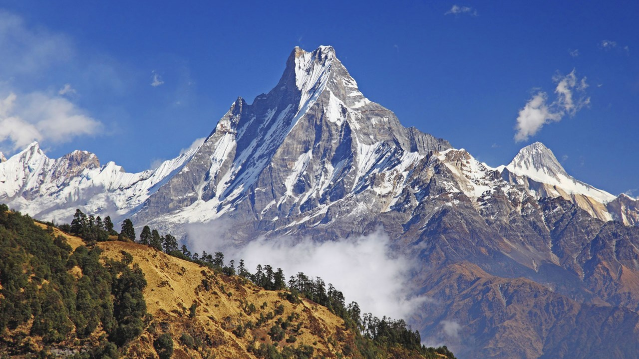 "Himalayas seem charged with ""spiritual energy"". Their hidden valleys and caverns have served truth-seekers for ages and ages. Discover the most famous ..."