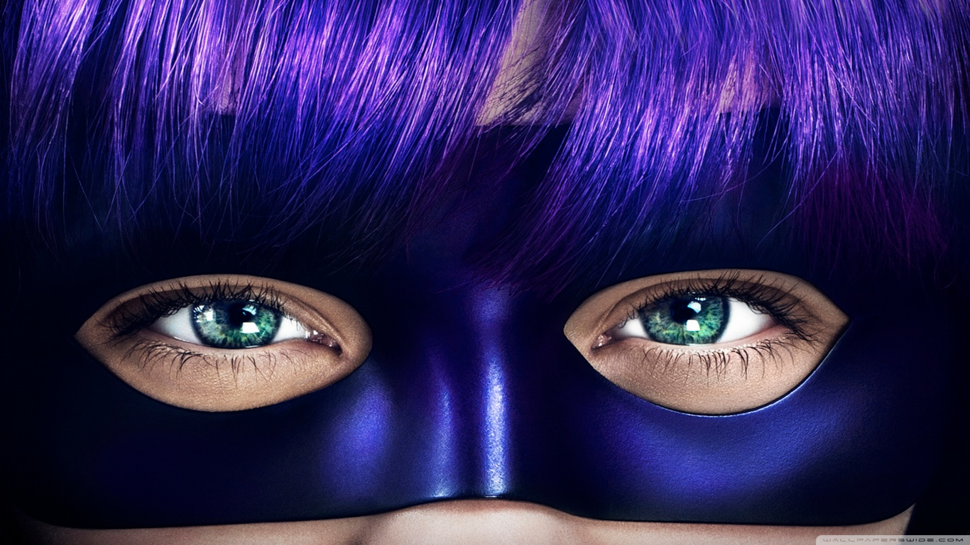 Hit Girl Wallpaper
