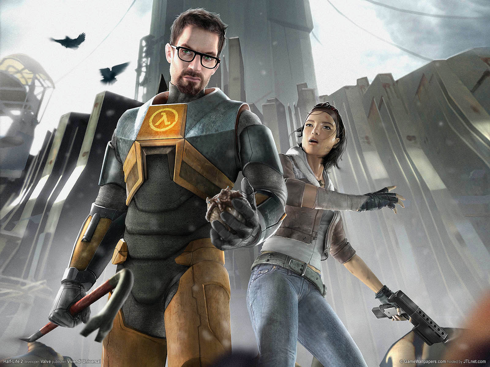 Half Life 2: Episode 3 found in the Alien Swarm SDK! « GamingBolt.com: Video Game News, Reviews, Previews and Blog