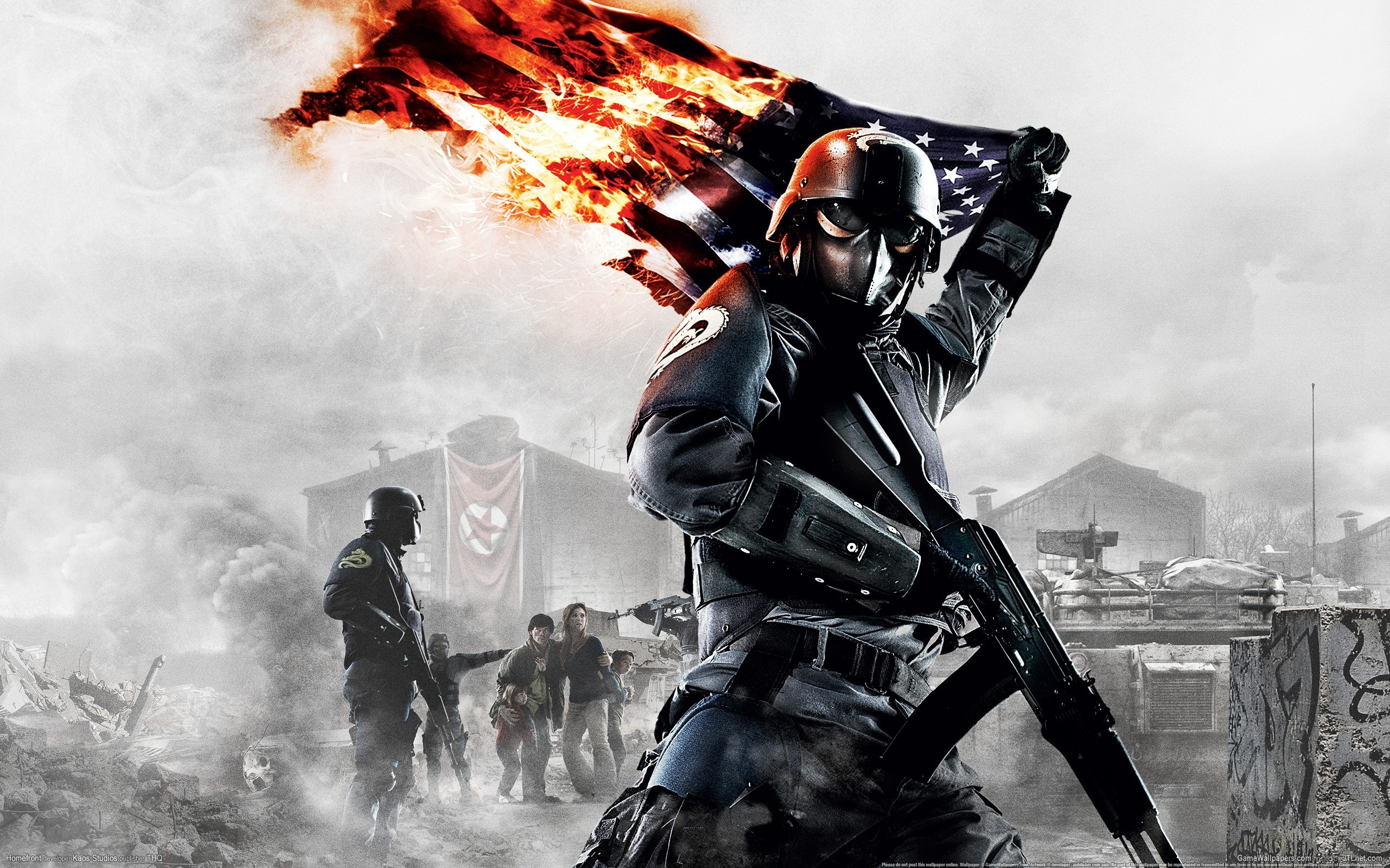 Homefront wallpaper 2560x1600.