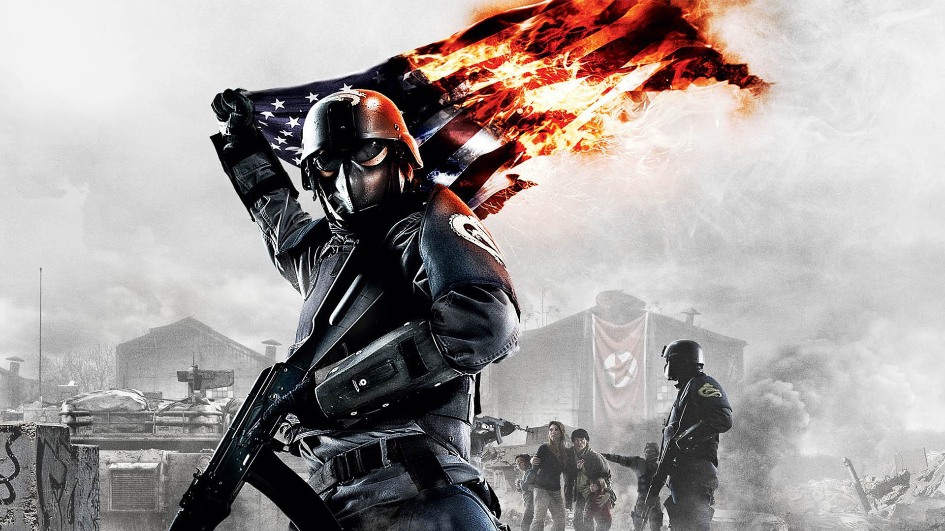 Homefront Wallpaper