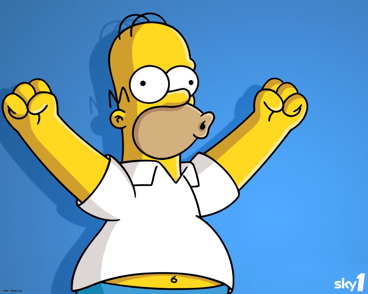 Homer Simpson HD