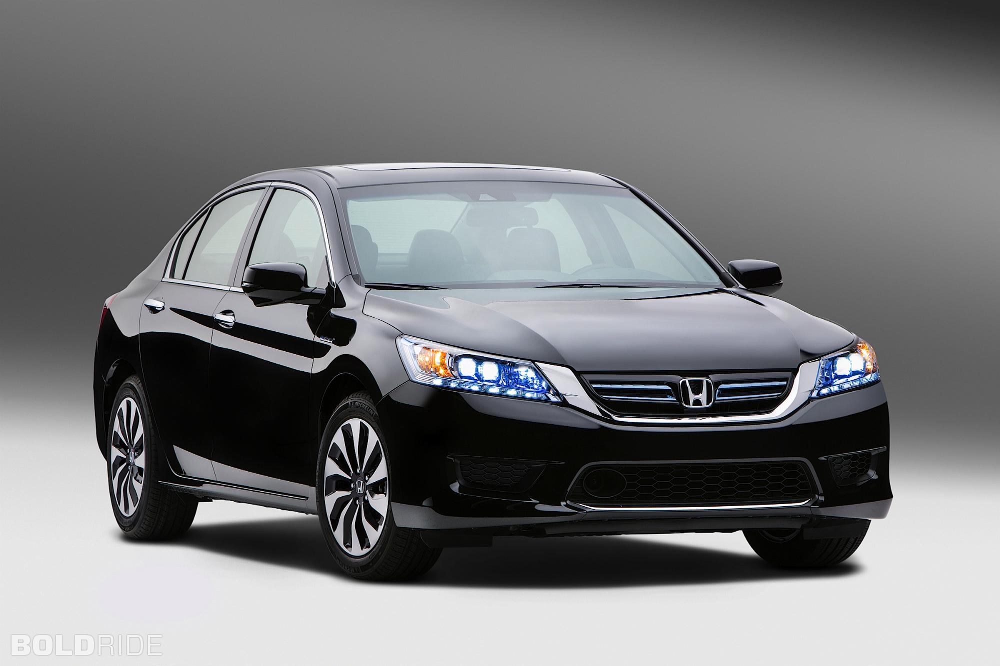 2014 Honda Accord Hybrid 1920 x 1080
