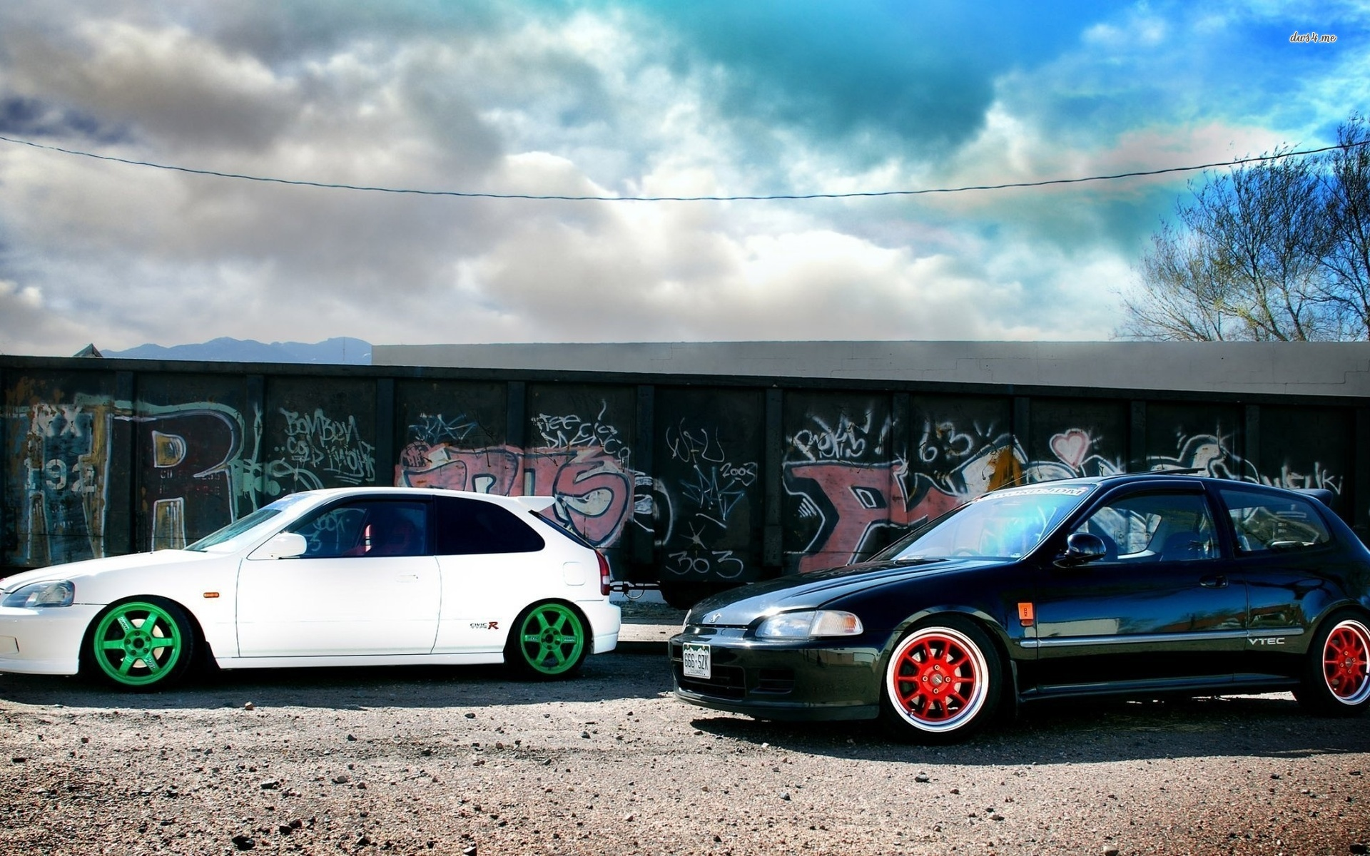 HONDA CIVIC TUNING. July 3, 2015 tuning · Tuning Cars Permalink