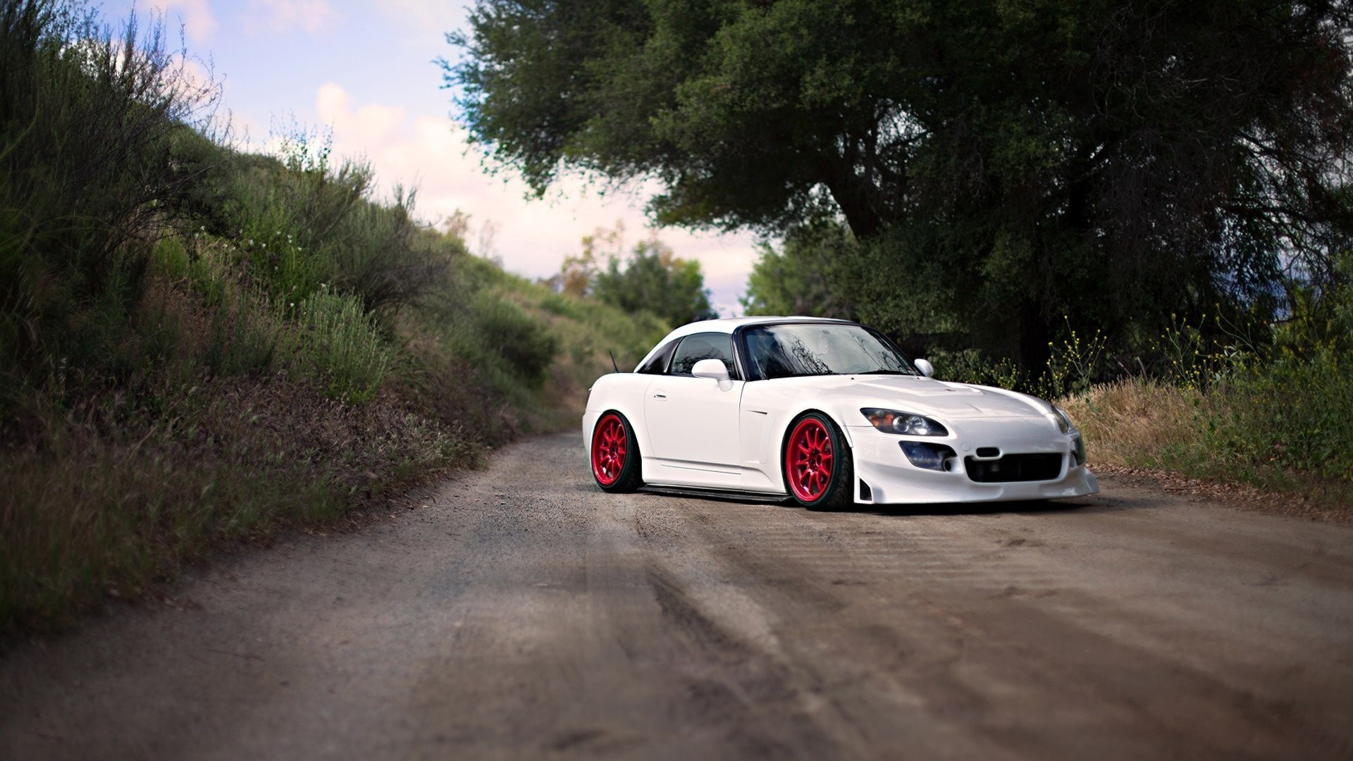 Honda S2000 Road Photo