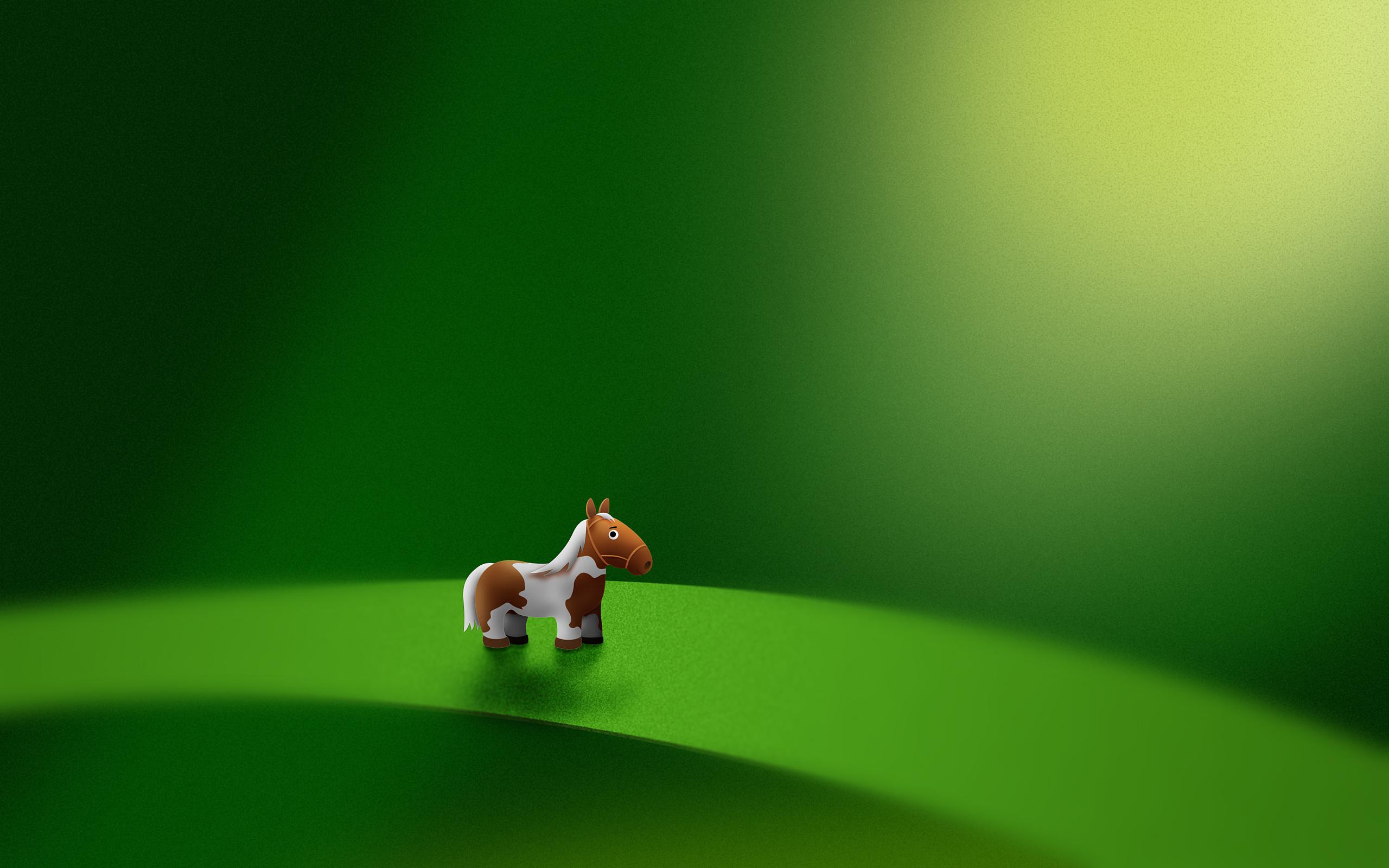 Horse Minimalism