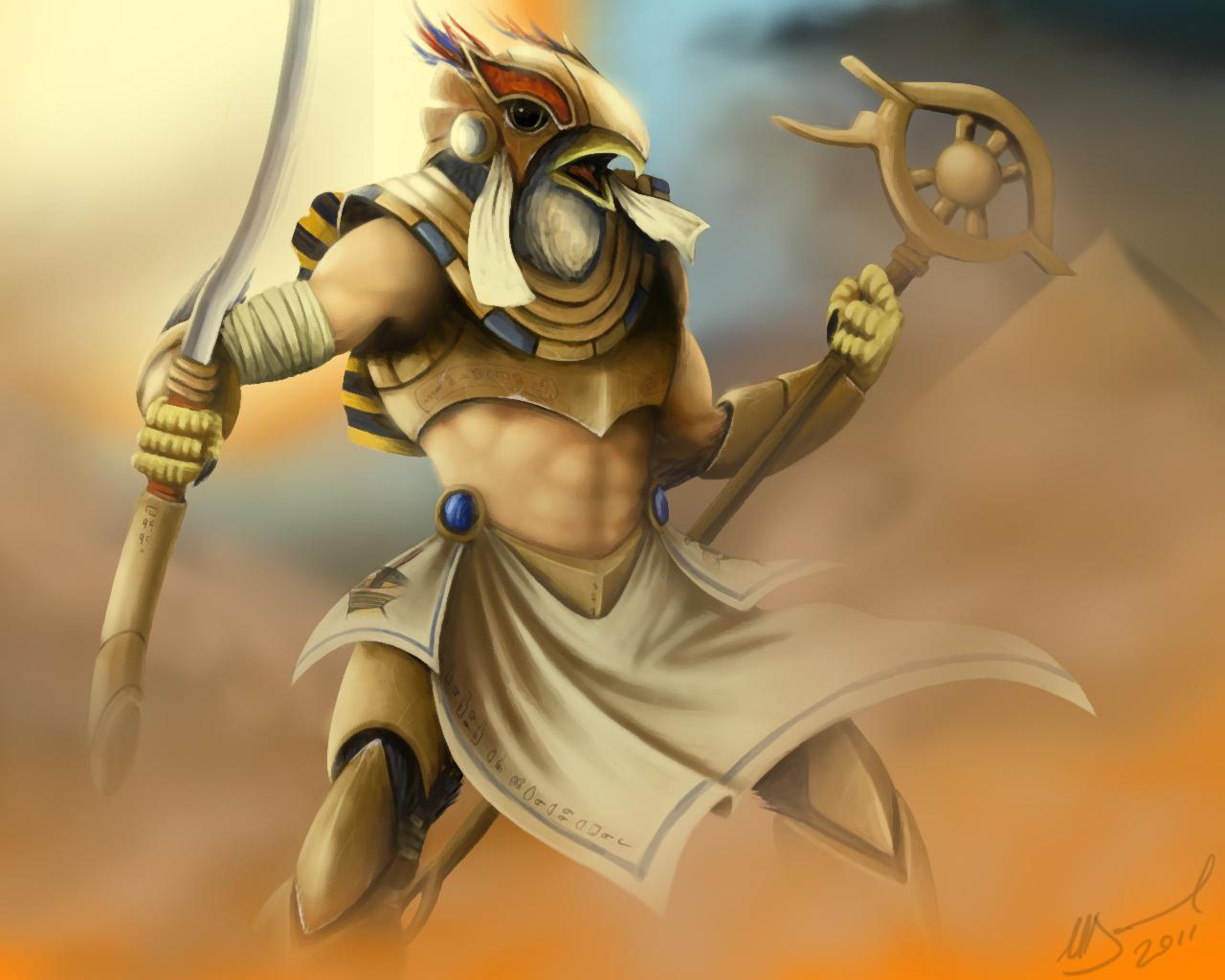 Horus by Future-Infinity