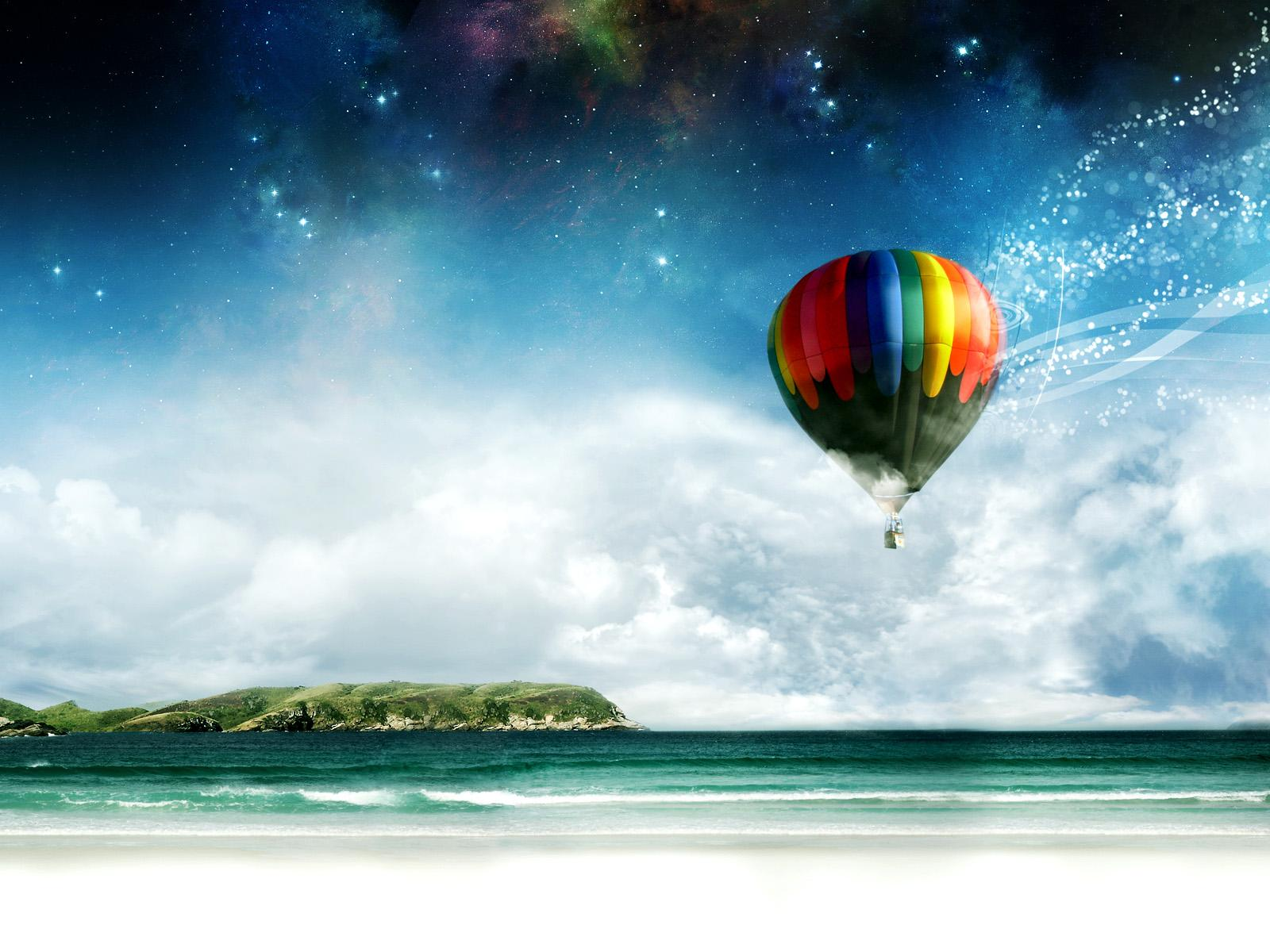 Free Hot Air Balloon Wallpaper ...