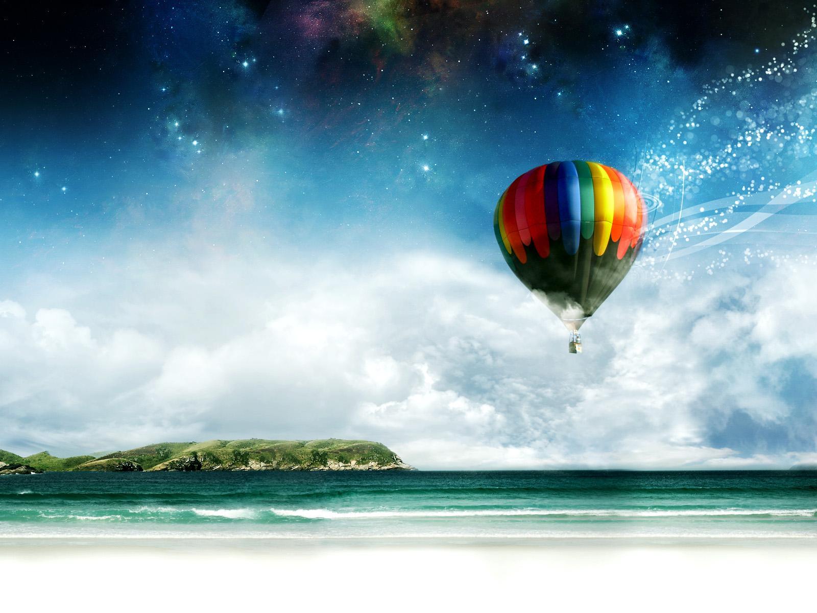 Free Hot Air Balloon Wallpaper ...