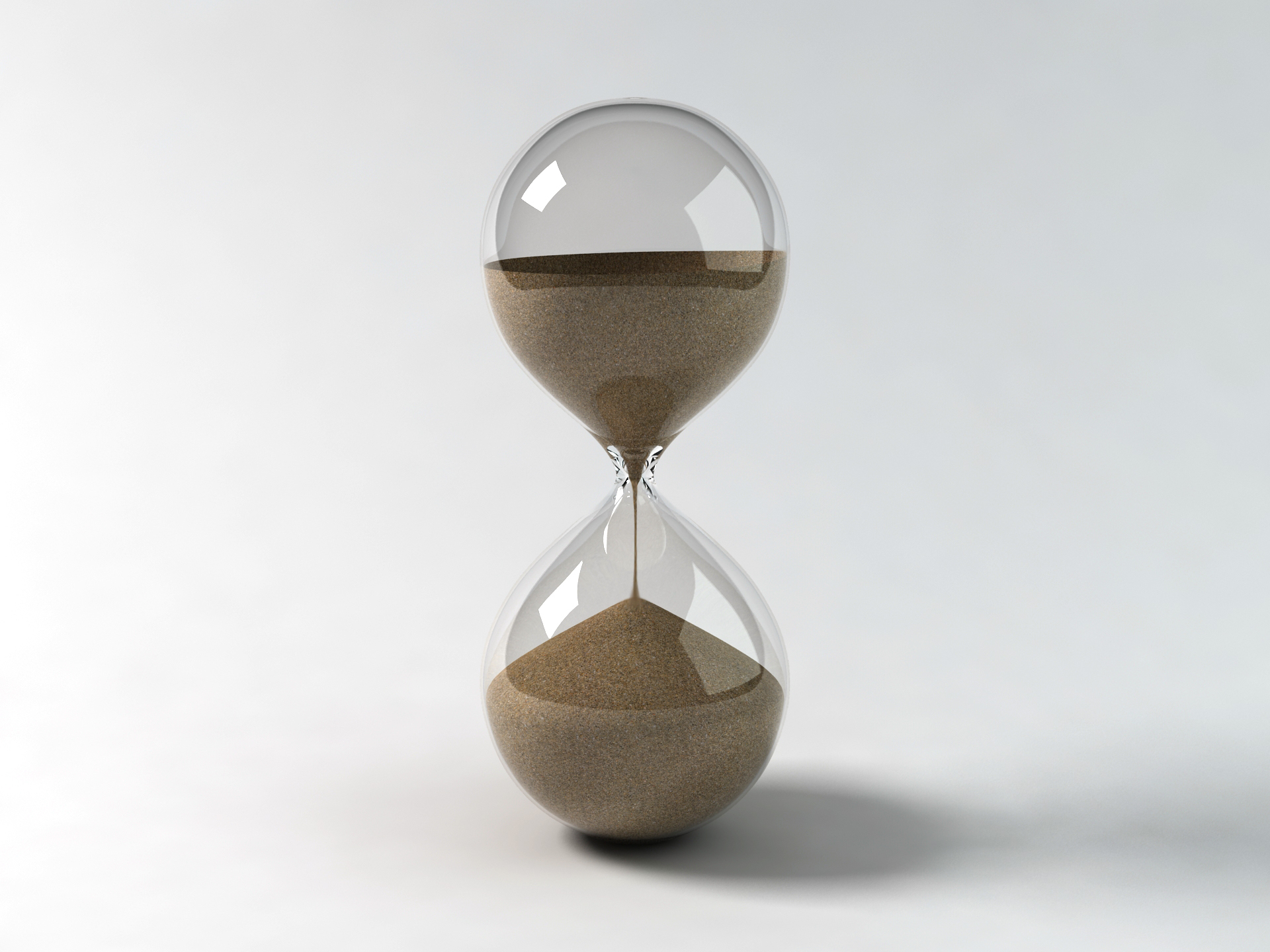 Isn't it interesting how God has a timeline… or hourglass (as my friend and mentor George Guzzardo likes to say) for everyone's life.