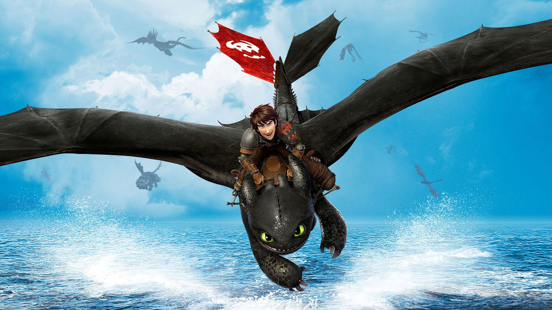 How To Train Your Dragon 2 Wallpaper 1920x1080 54513