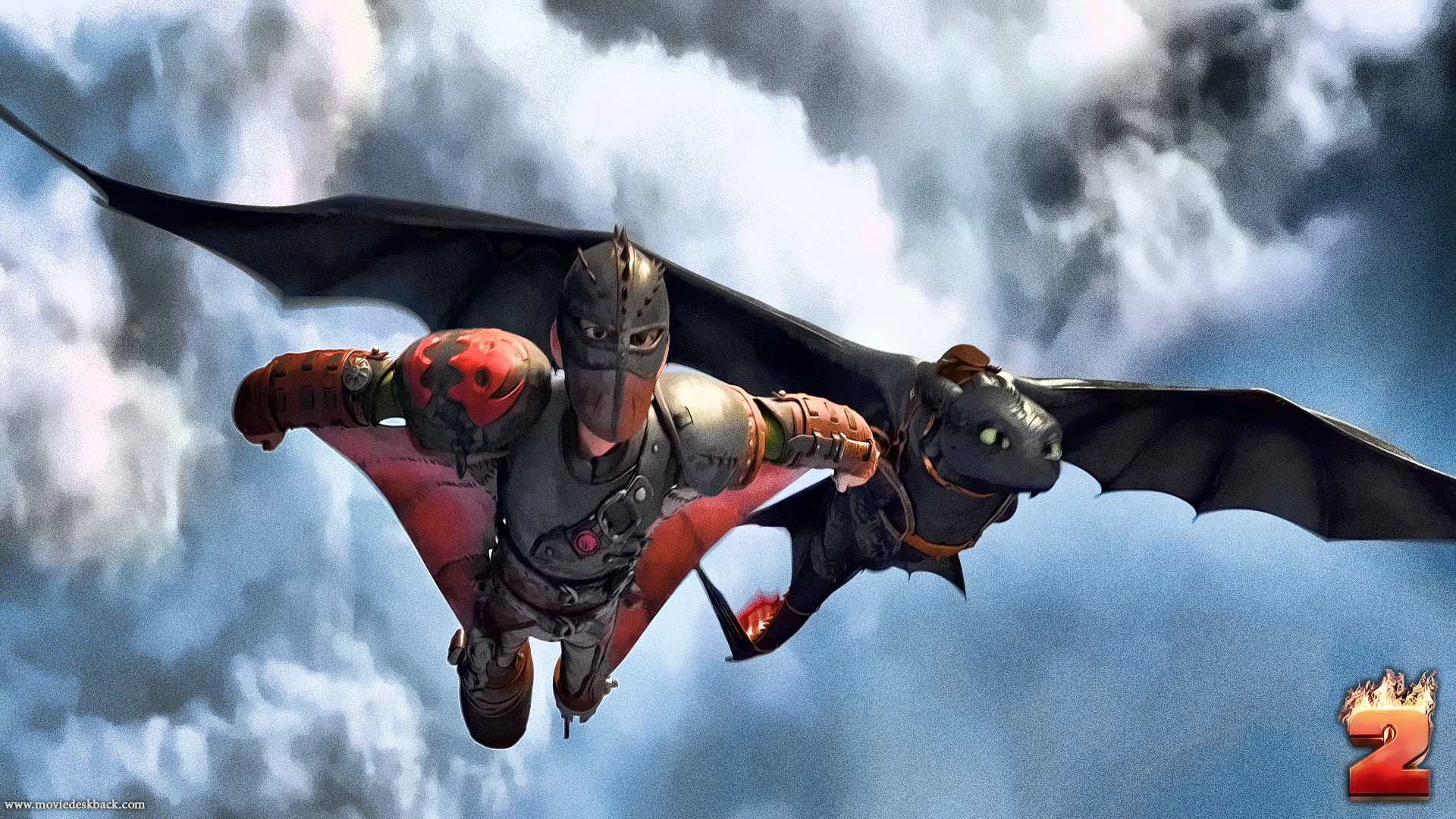 How To Train Your Dragon 2 Wallpaper 1920x1080 54518
